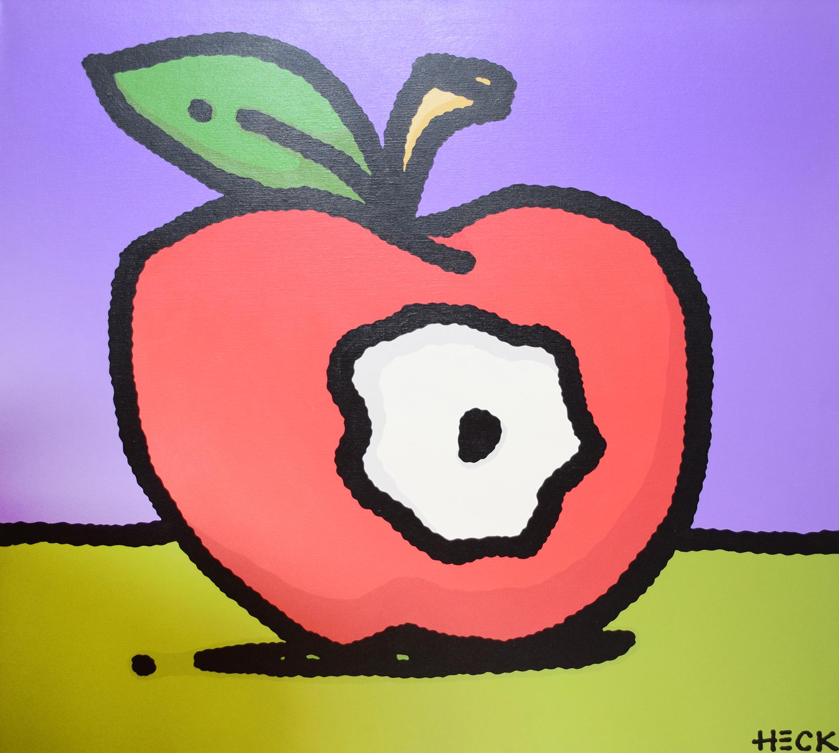 Ed Heck - Eye of my apple , 6575-006-183