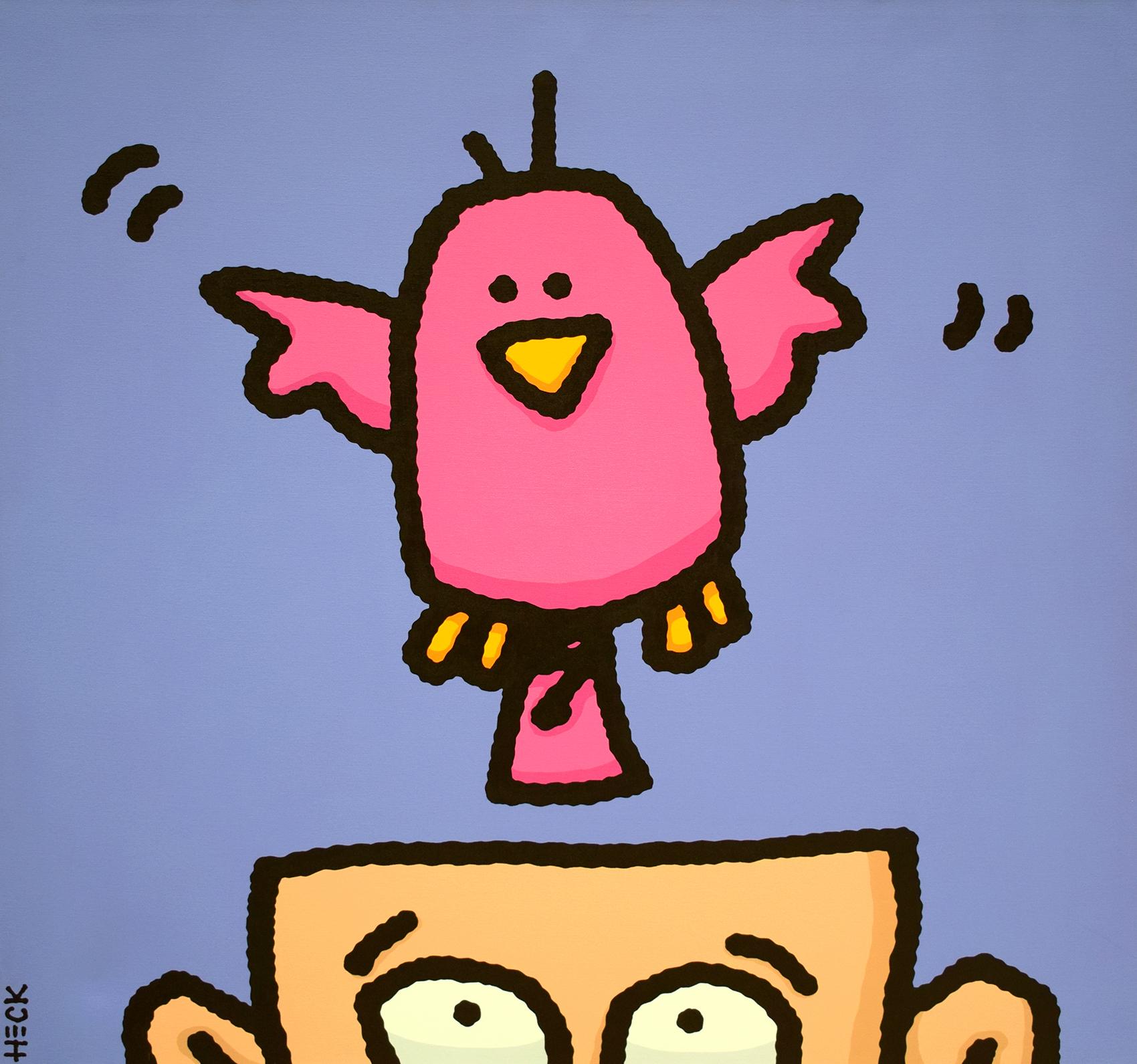 Ed Heck - Bird Brain outside the Box , 6575-006-185