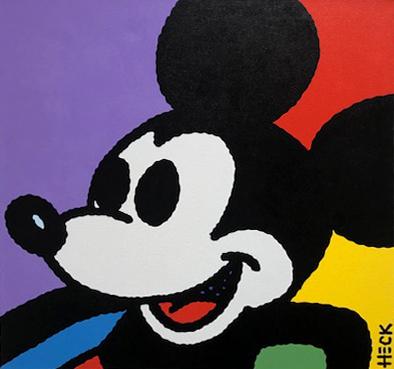 Ed Heck - Mickey , 6575-006-495