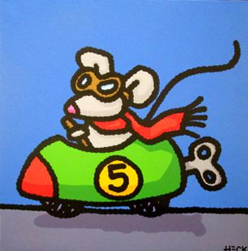 Ed Heck - Rat Race , 6575-006-500