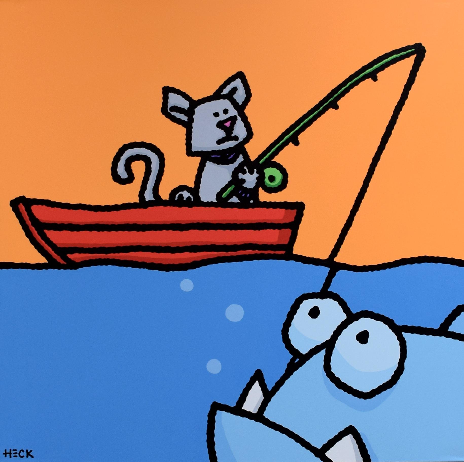 Ed Heck - Cat Fish , 6575-012-008