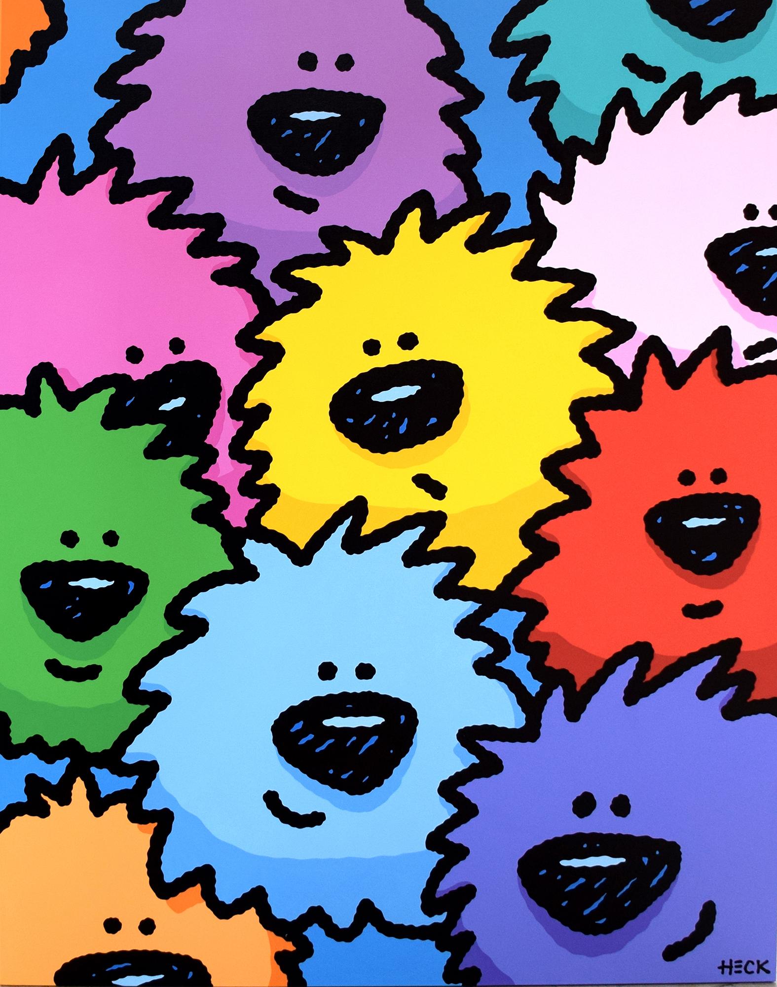 Ed Heck - Fur Balls , 6575-012-017