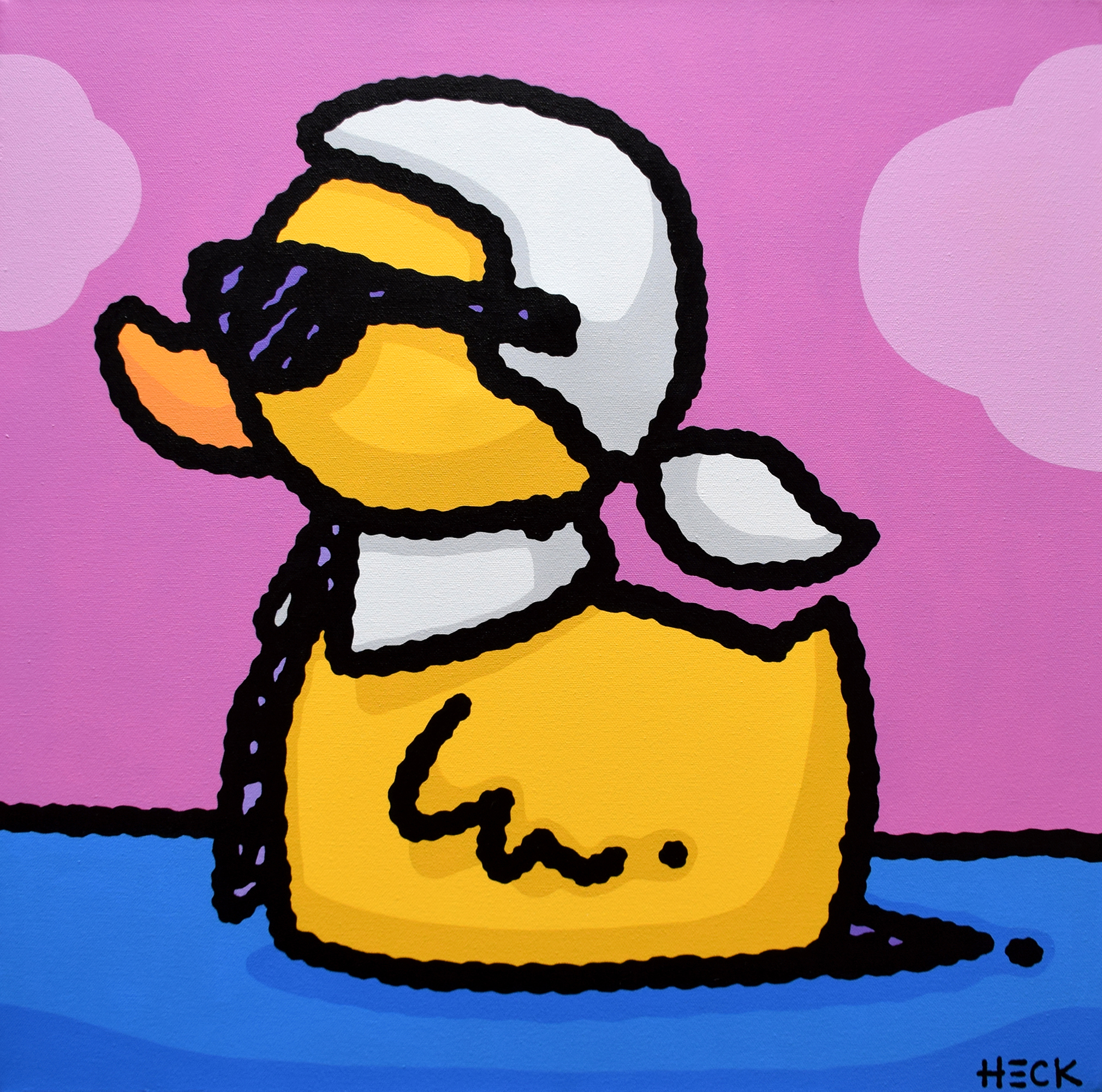 Ed Heck - Designer Duck , 6575-012-056
