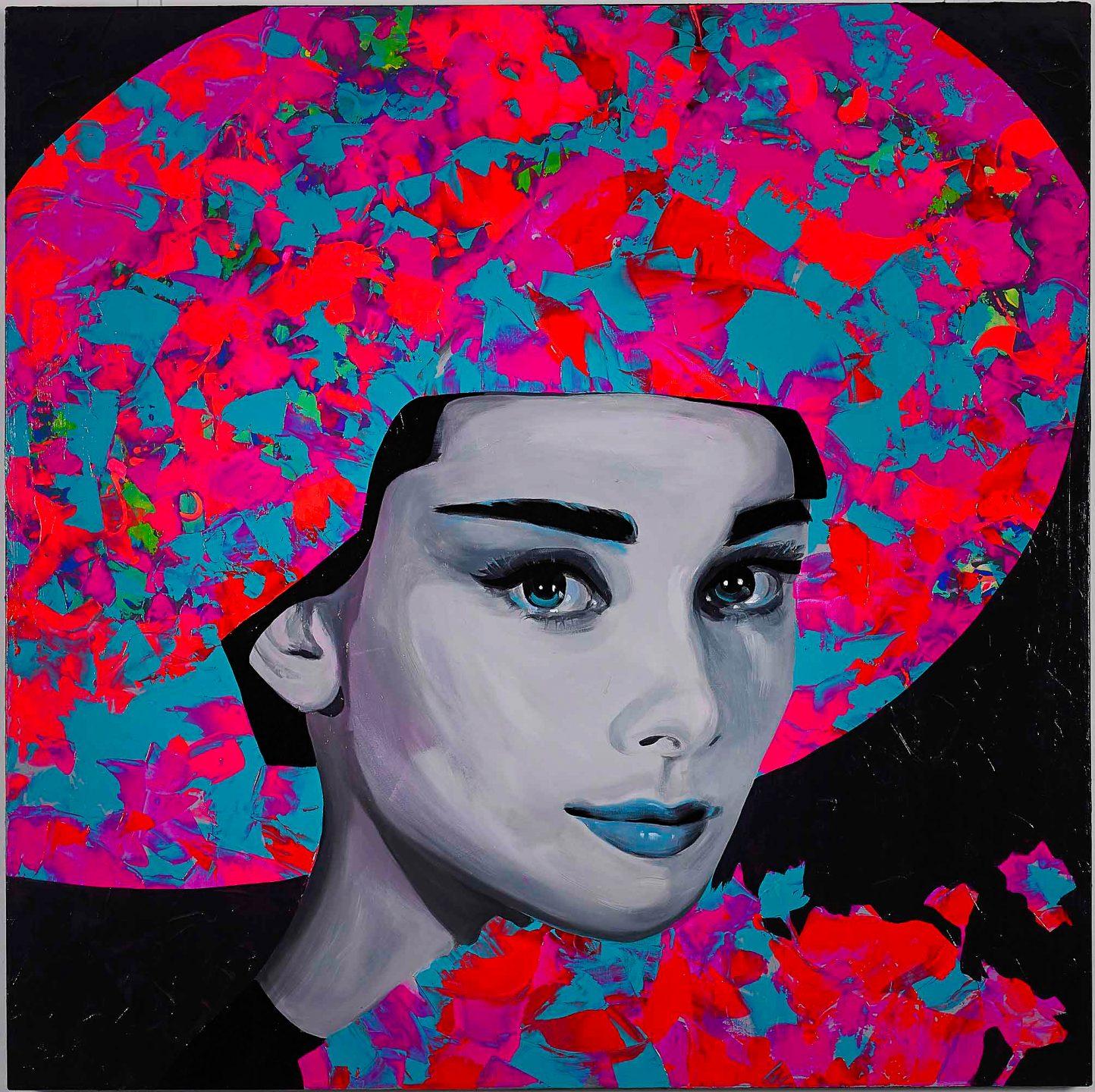 Elena Lobanowa - Audrey hat , 7074-006-673