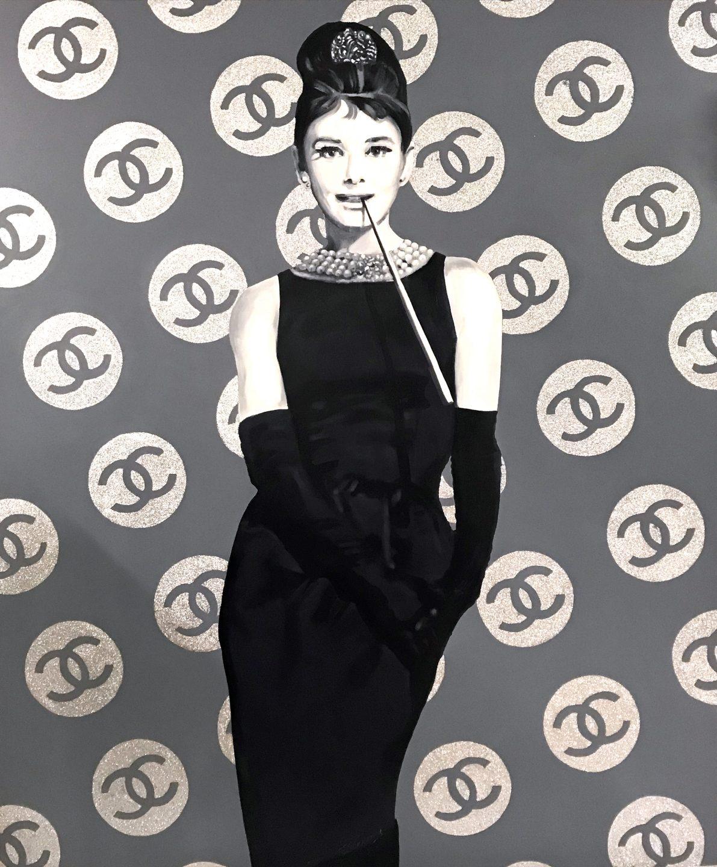 Elena Lobanowa - Audrey Hepburn , 7074-006-770