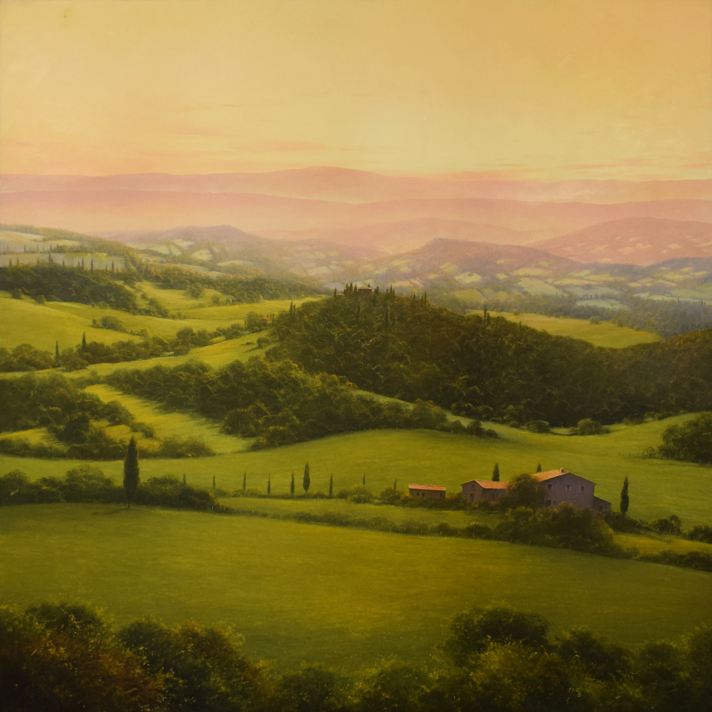 Detlef Rahn - Sommer in der Toskana , 7840-006-675
