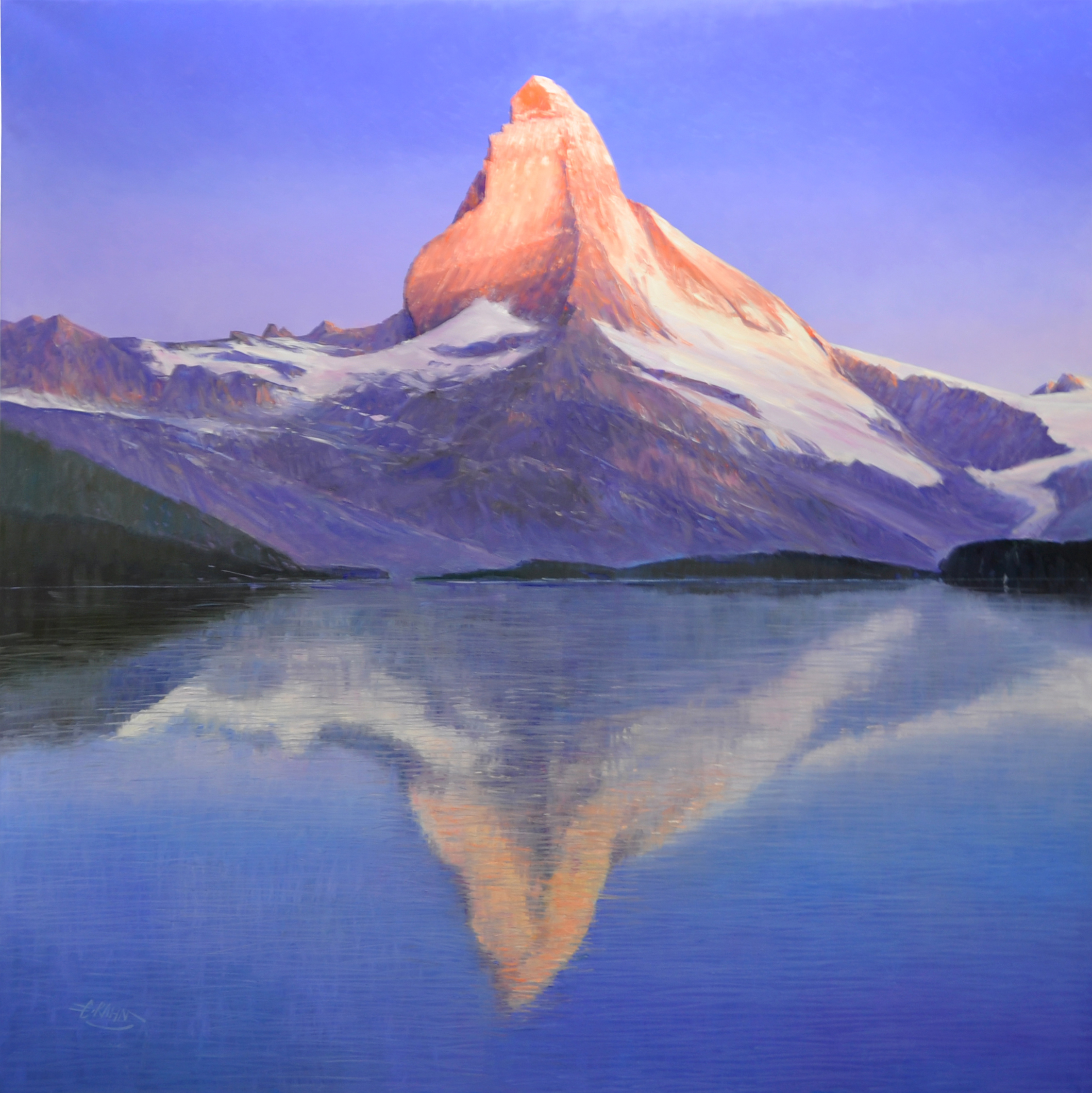Detlef Rahn - Matterhorn Schweiz , 7840-006-846