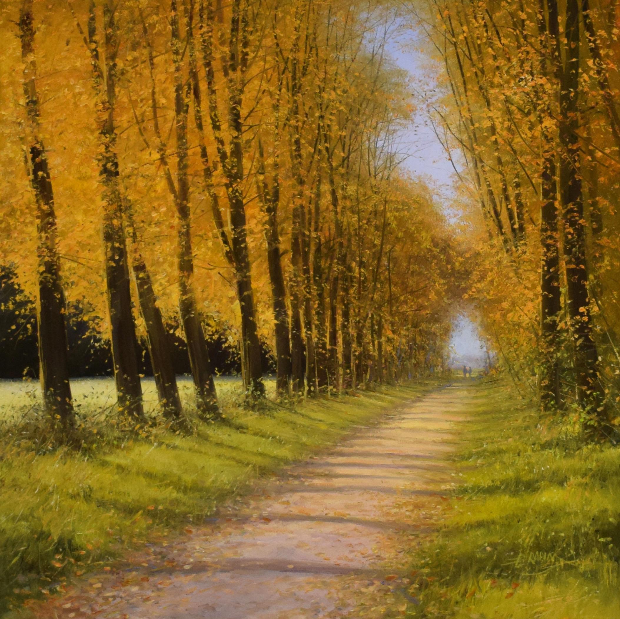 Detlef Rahn - Herbstspaziergang , 7840-006-886
