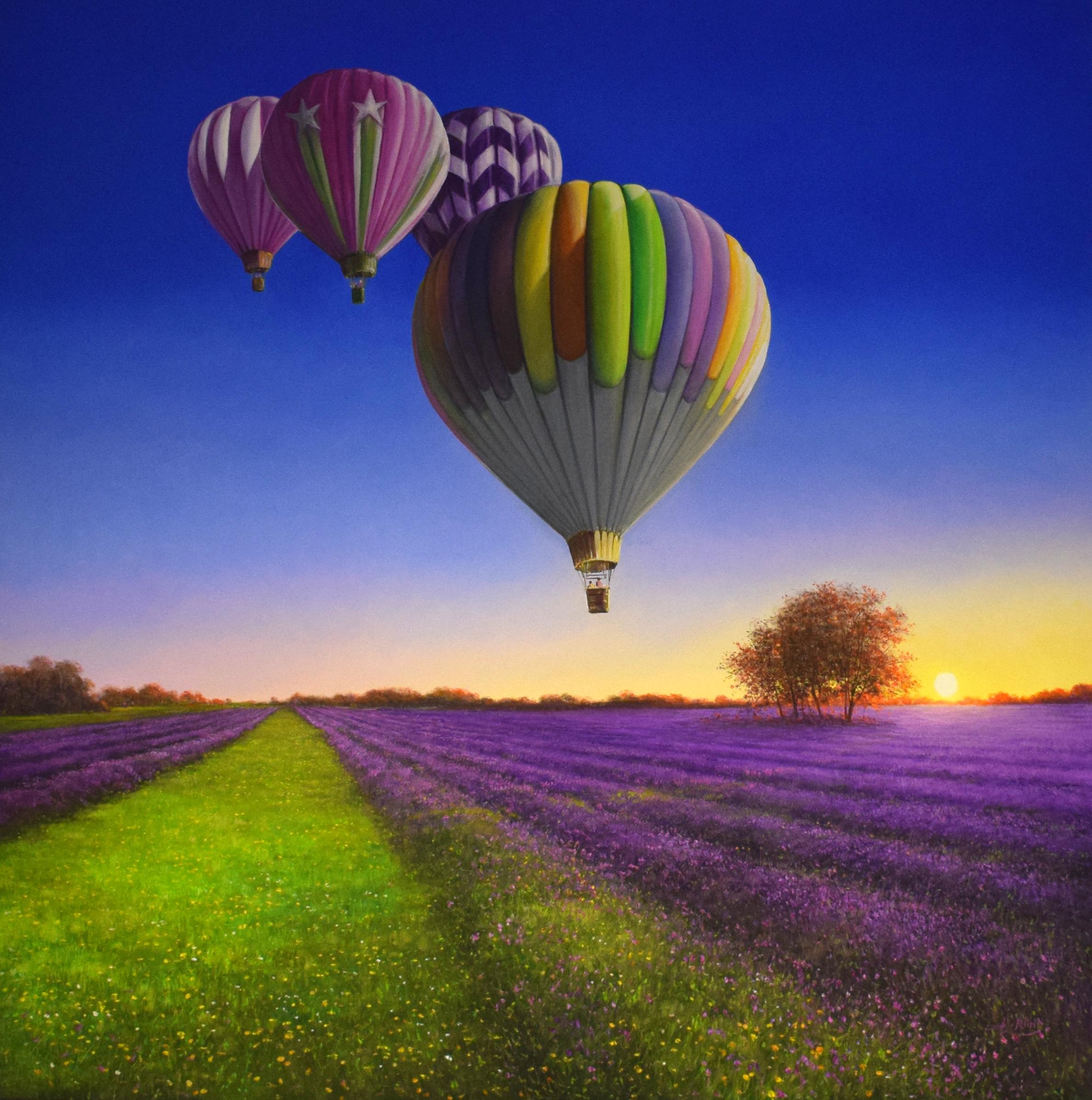 Detlef Rahn - Heißluftballons , 7840-006-897