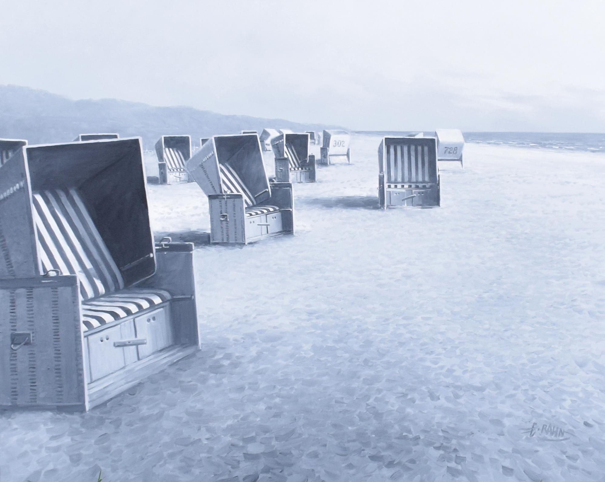 Detlef Rahn - Strandkörbe, Sylt , 7840-006-900