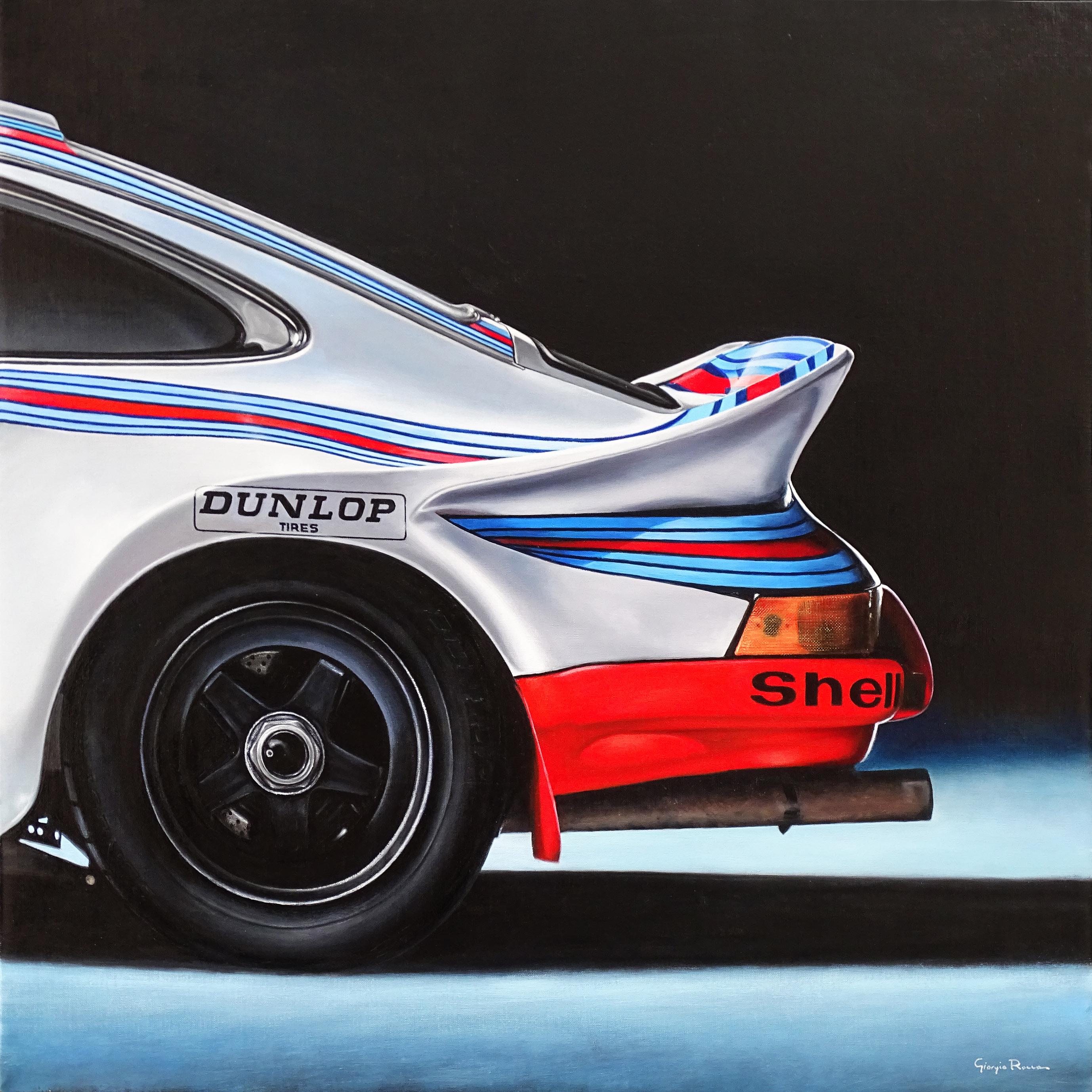 Giorgio Rocca - Porsche Martini Racing , 7092-006-060