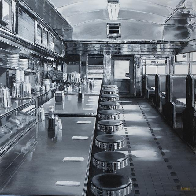 Luigi Rocca - Beverly's Diner , 6855-006-245