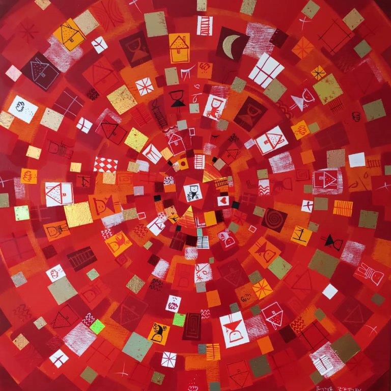 Iliya Zhelev - Red Vertigo , 0509-012-987