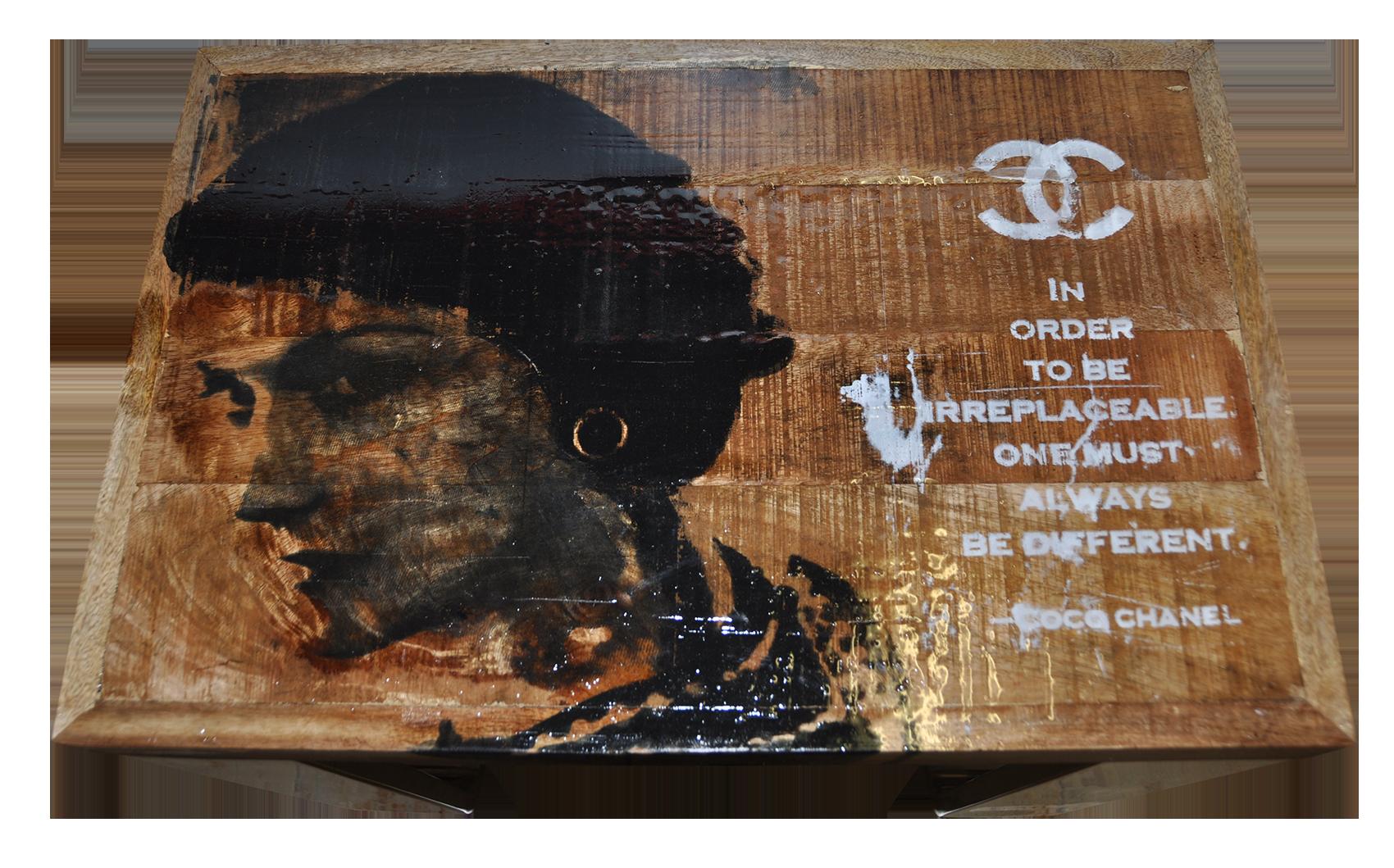 Guldenstern - Tisch Chanel (klein)  , 6595-011-004