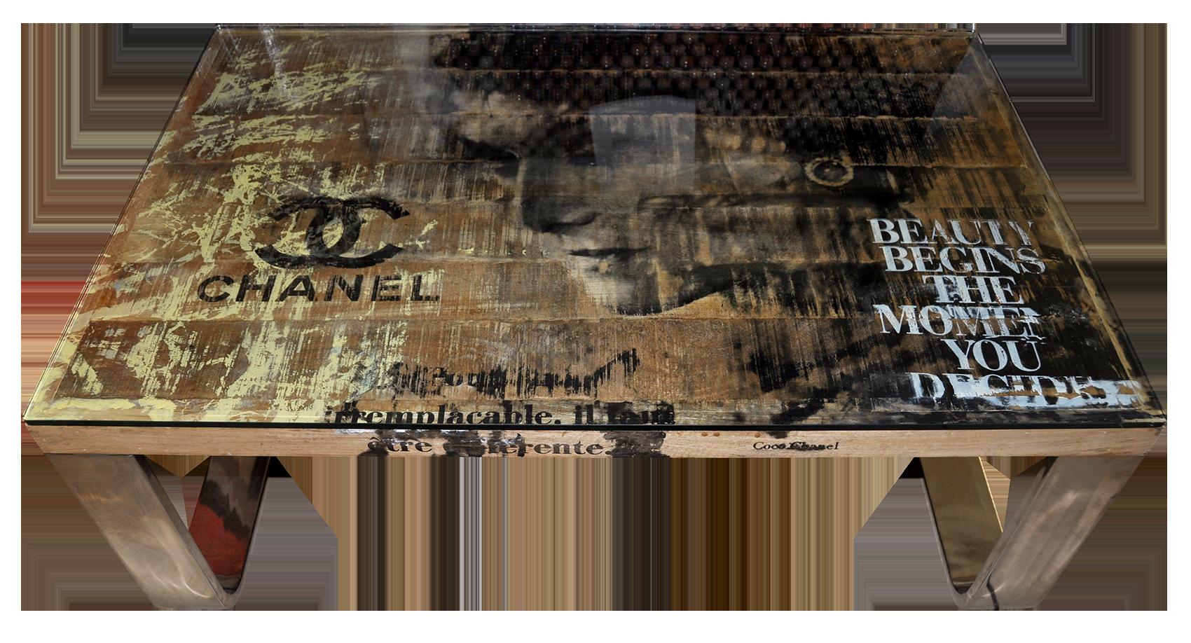 Guldenstern - Tisch Chanel (groß)  , 6595-011-005