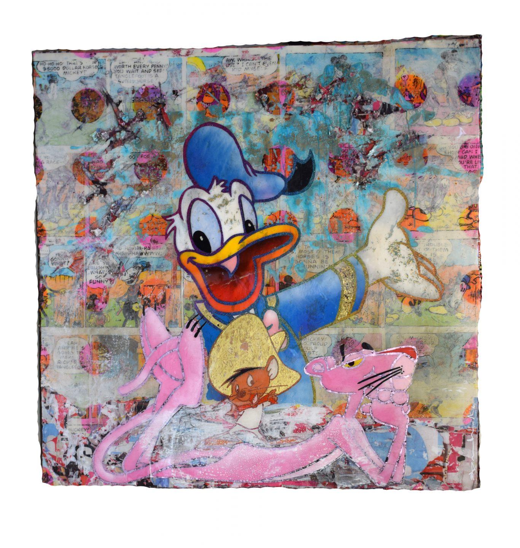 Bram Reijnders - Pink Donald , 8029-012-616
