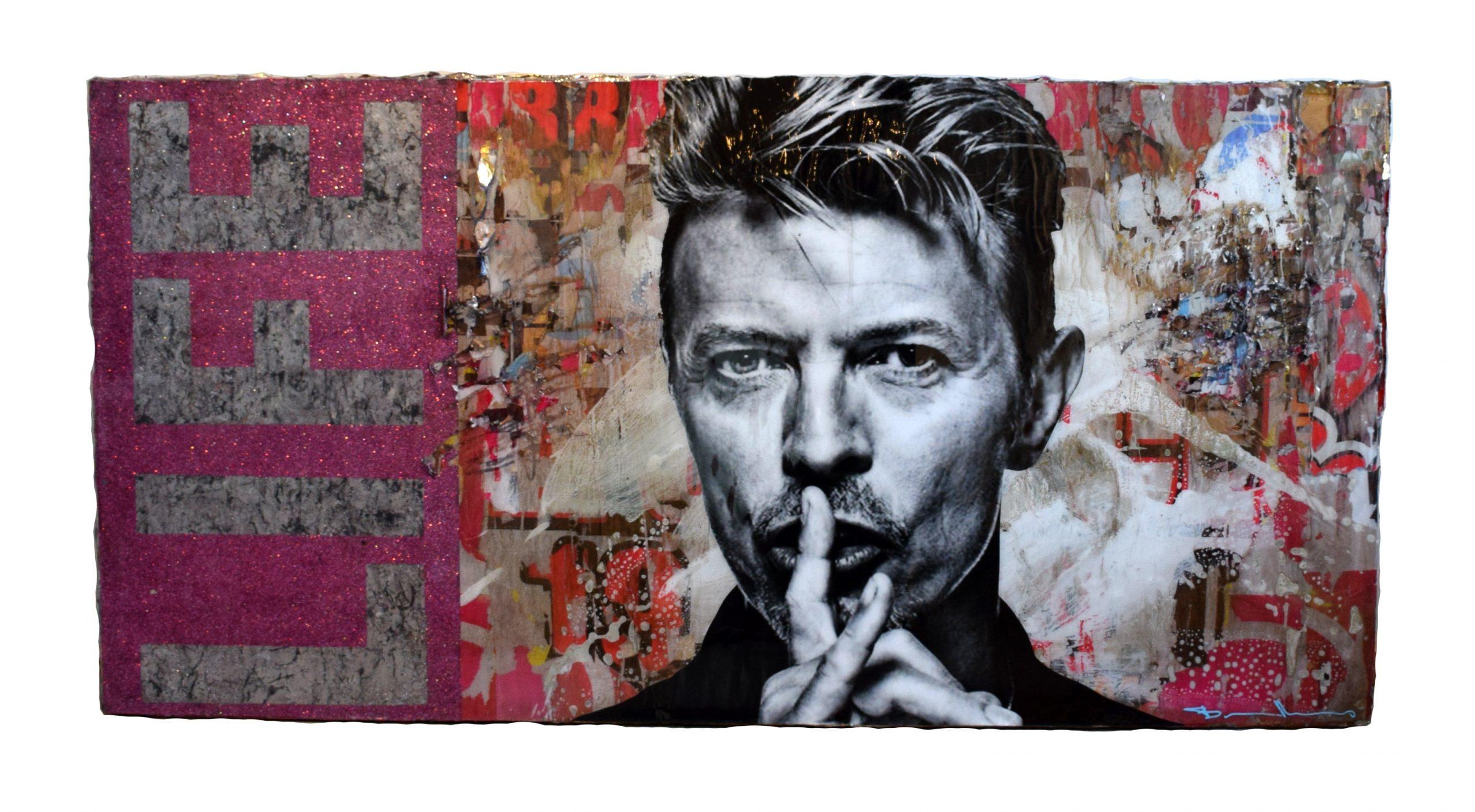 Bram Reijnders - Bowie Blah Blah , 8029-012-811