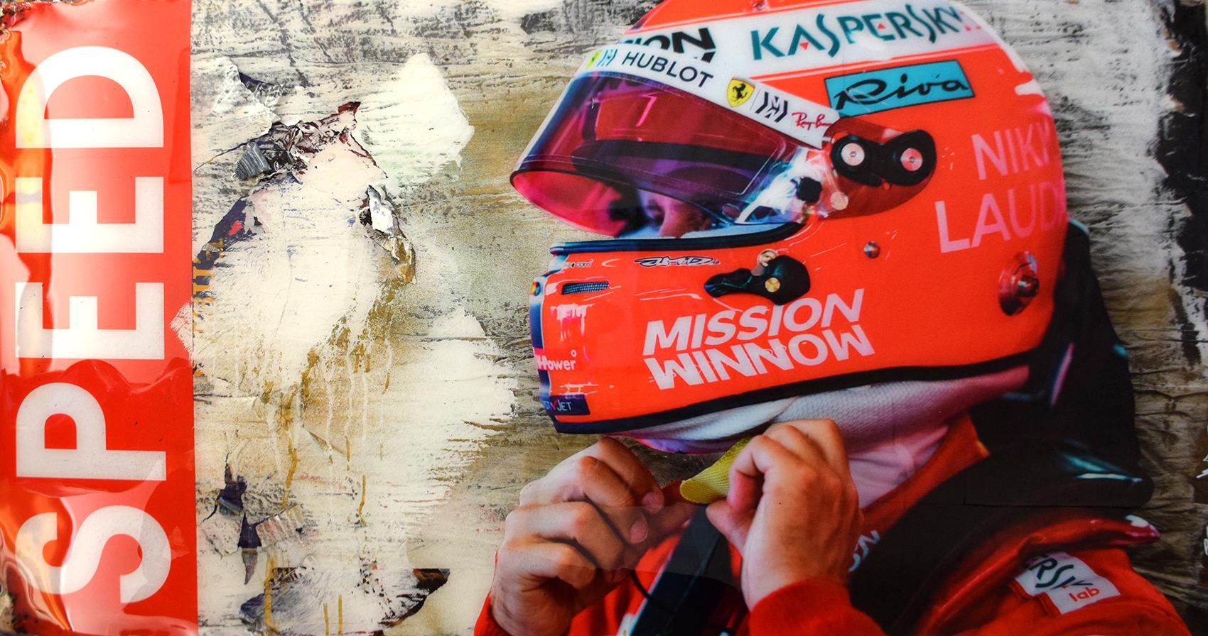 Bram Reijnders - Vettel loves Niki , 8029-012-897