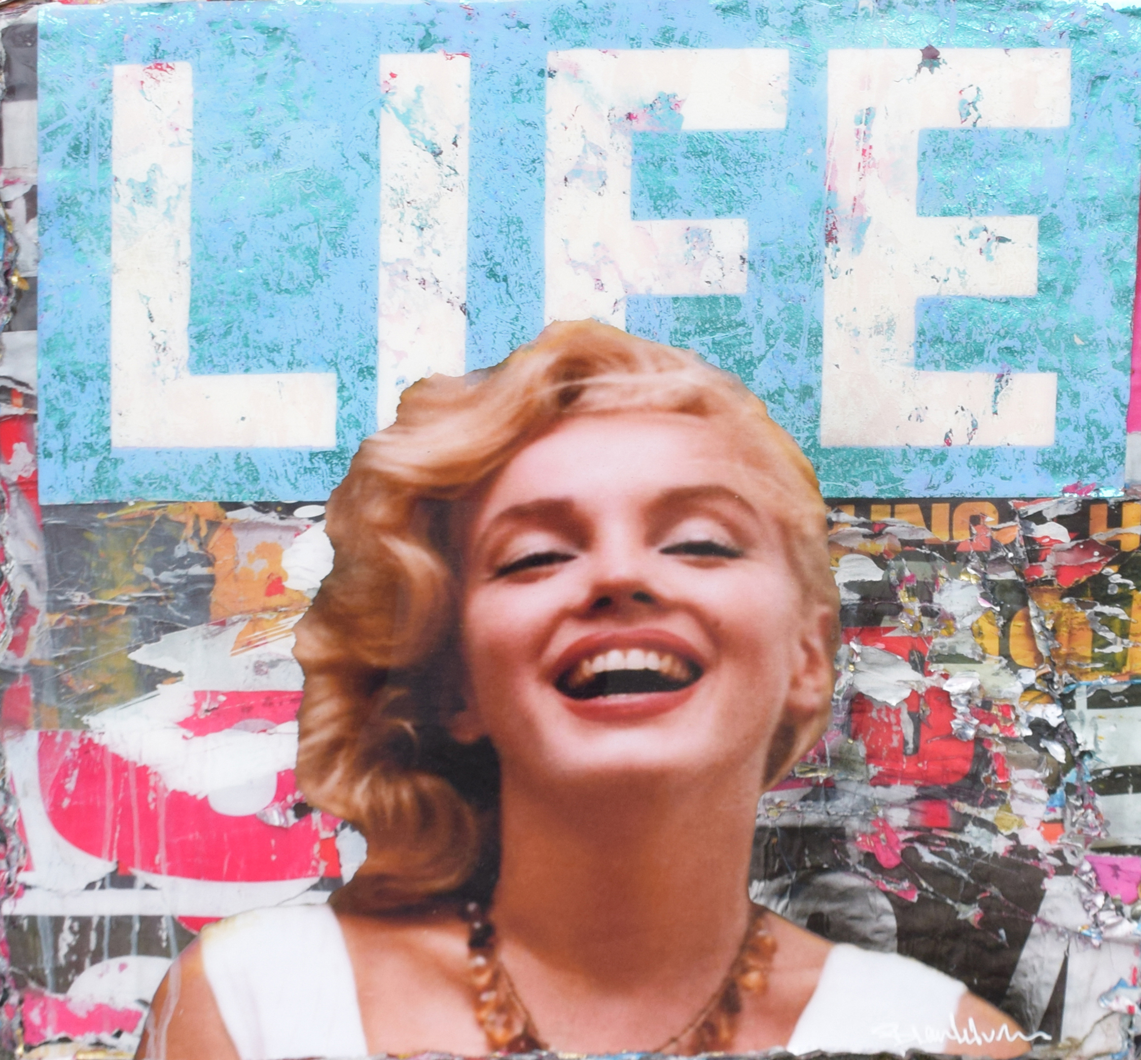 Bram Reijnders - Smile Marilyn , 8029-012-975