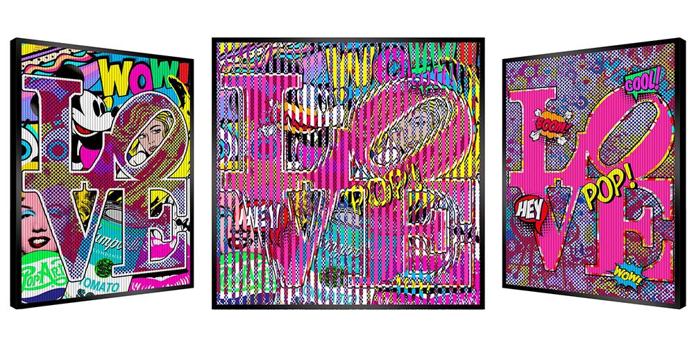 Patrick Rubinstein - Pink Love , 2624-004-029