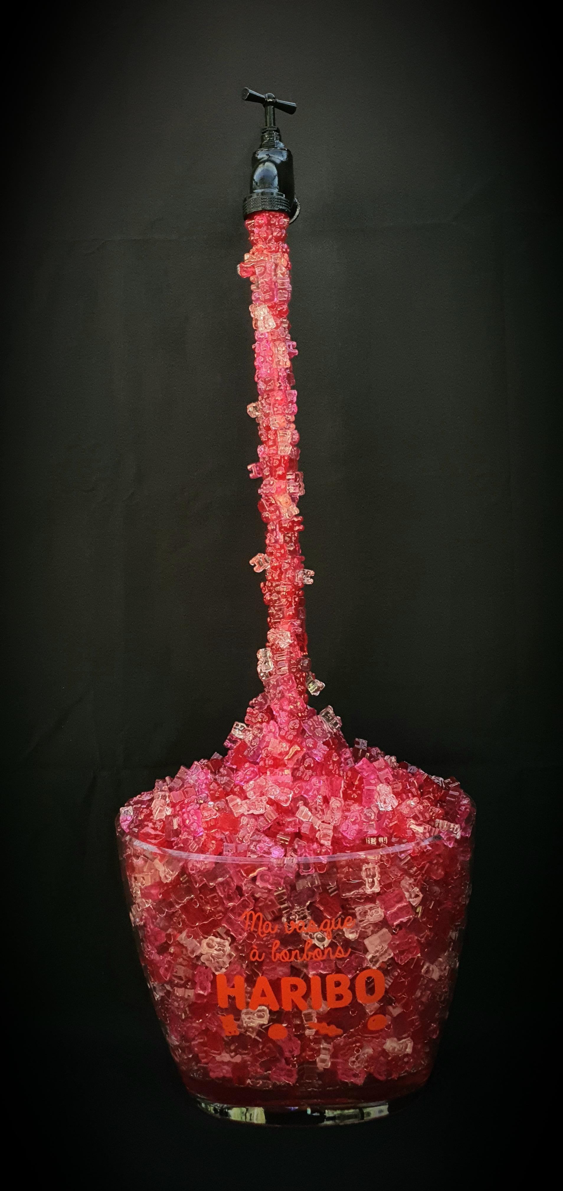 """Thomar - Vasque à Bonbon Haribo """"Valentine"""" , 7846-011-006"""