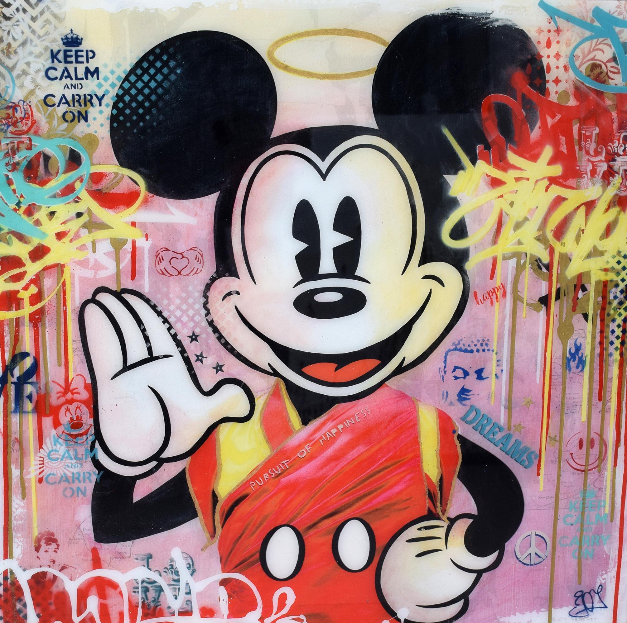Srinjoy Gangopadhyay - Dalai Mickey , 8026-012-002