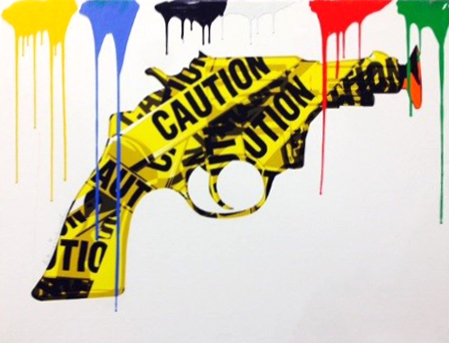 Mr. Brainwash - Handle with Care , 9003-012-021