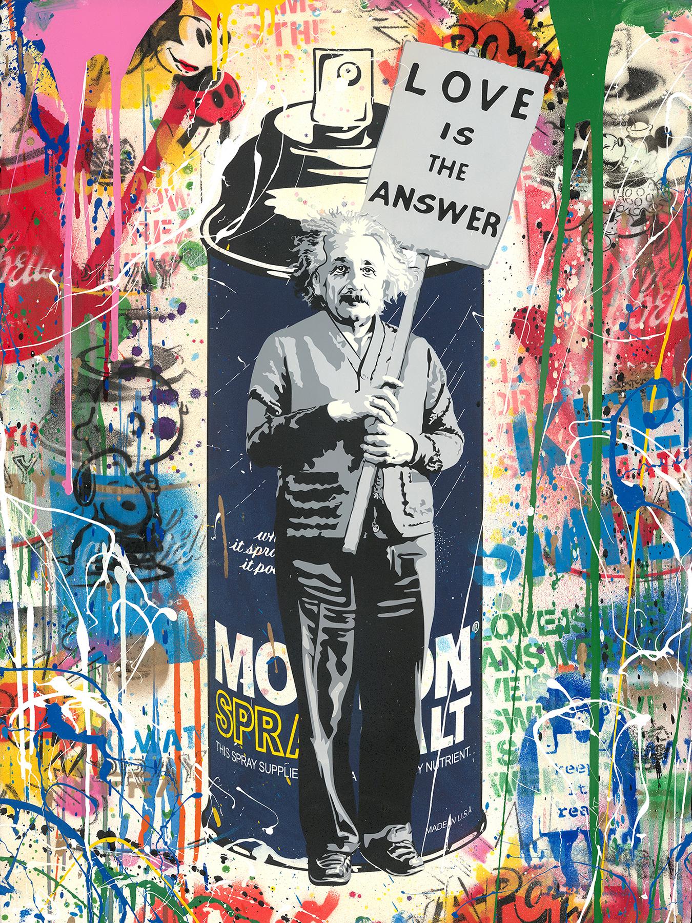 Mr. Brainwash - Einstein , 9003-012-094
