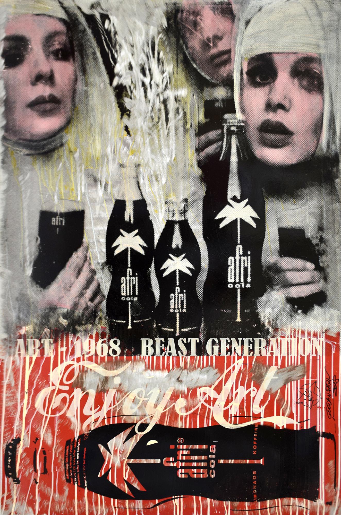 Guldenstern - Beast Generation , 6600-012-917