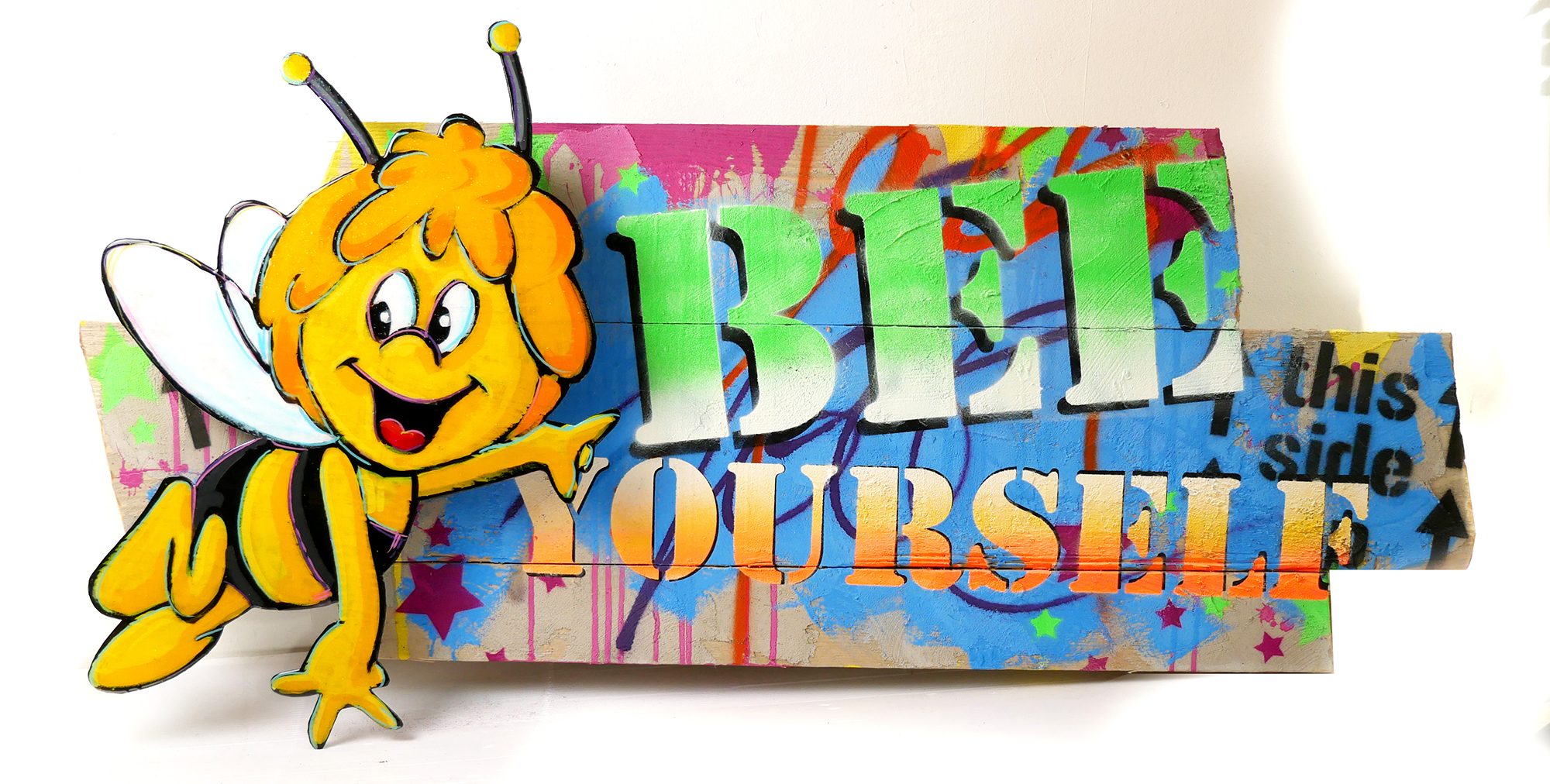 Tom Boston - Bee yourself , 8022-006-239