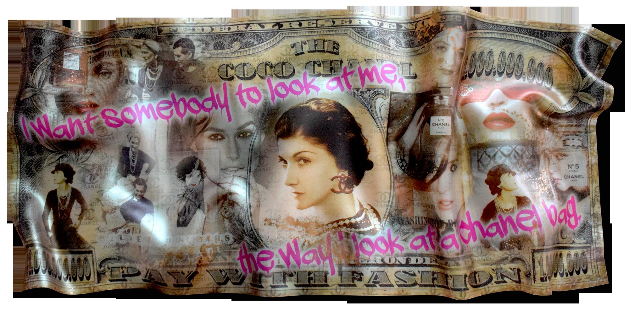 Floyd Douglas - Chanel Dollar , 0656-012-047
