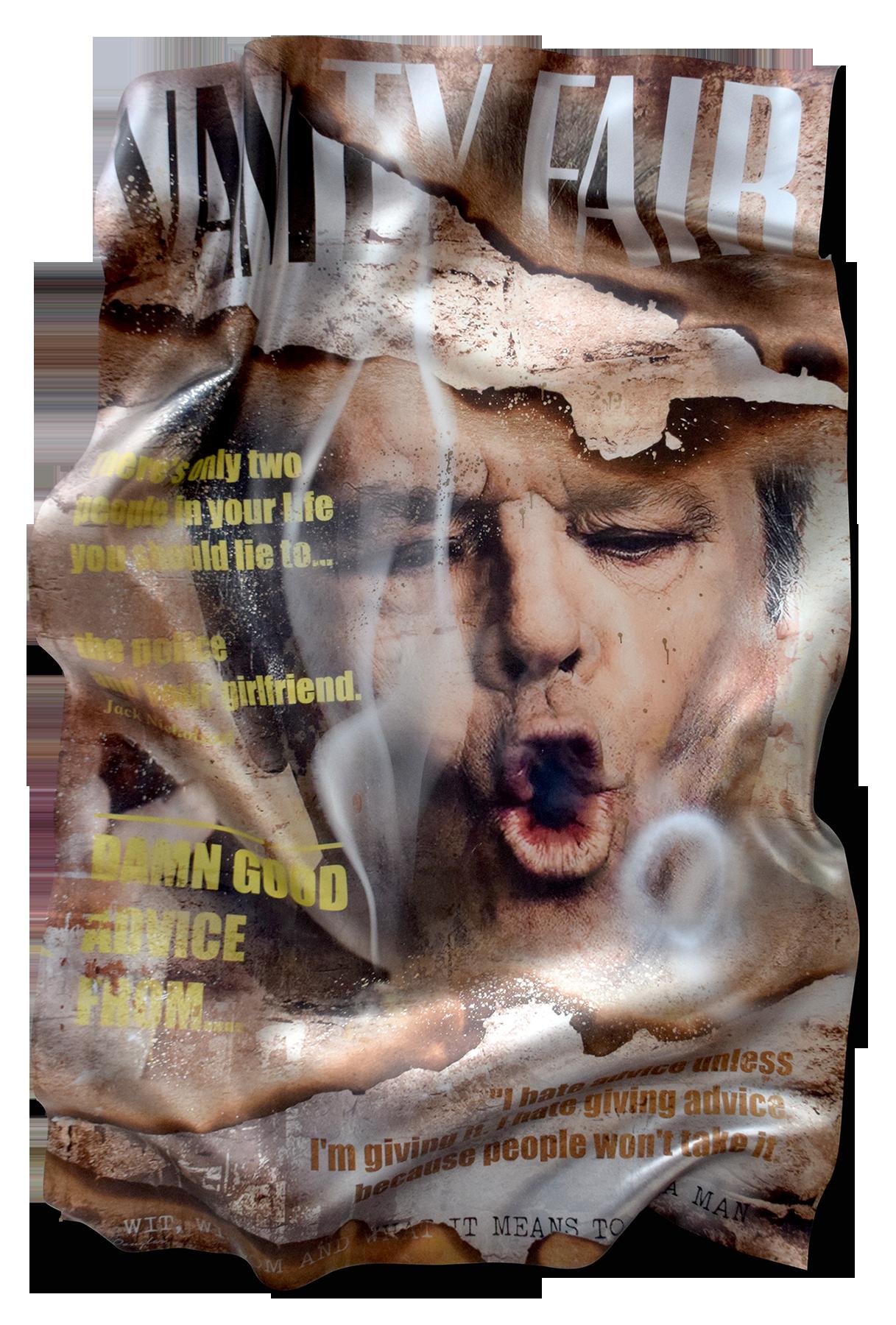 Floyd Douglas - Jack Nicholson , 0656-012-049