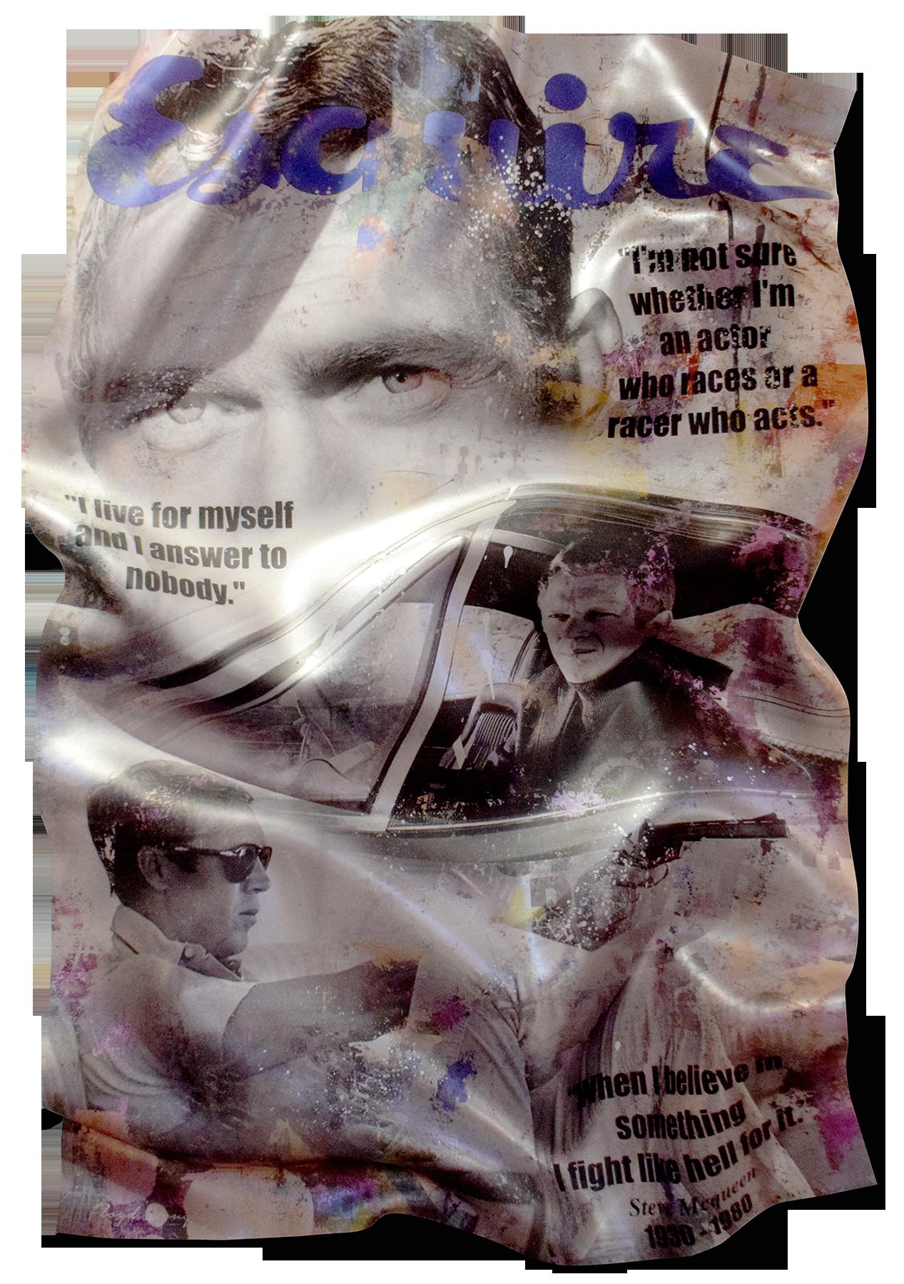 Floyd Douglas - Steve McQueen , 0656-012-053
