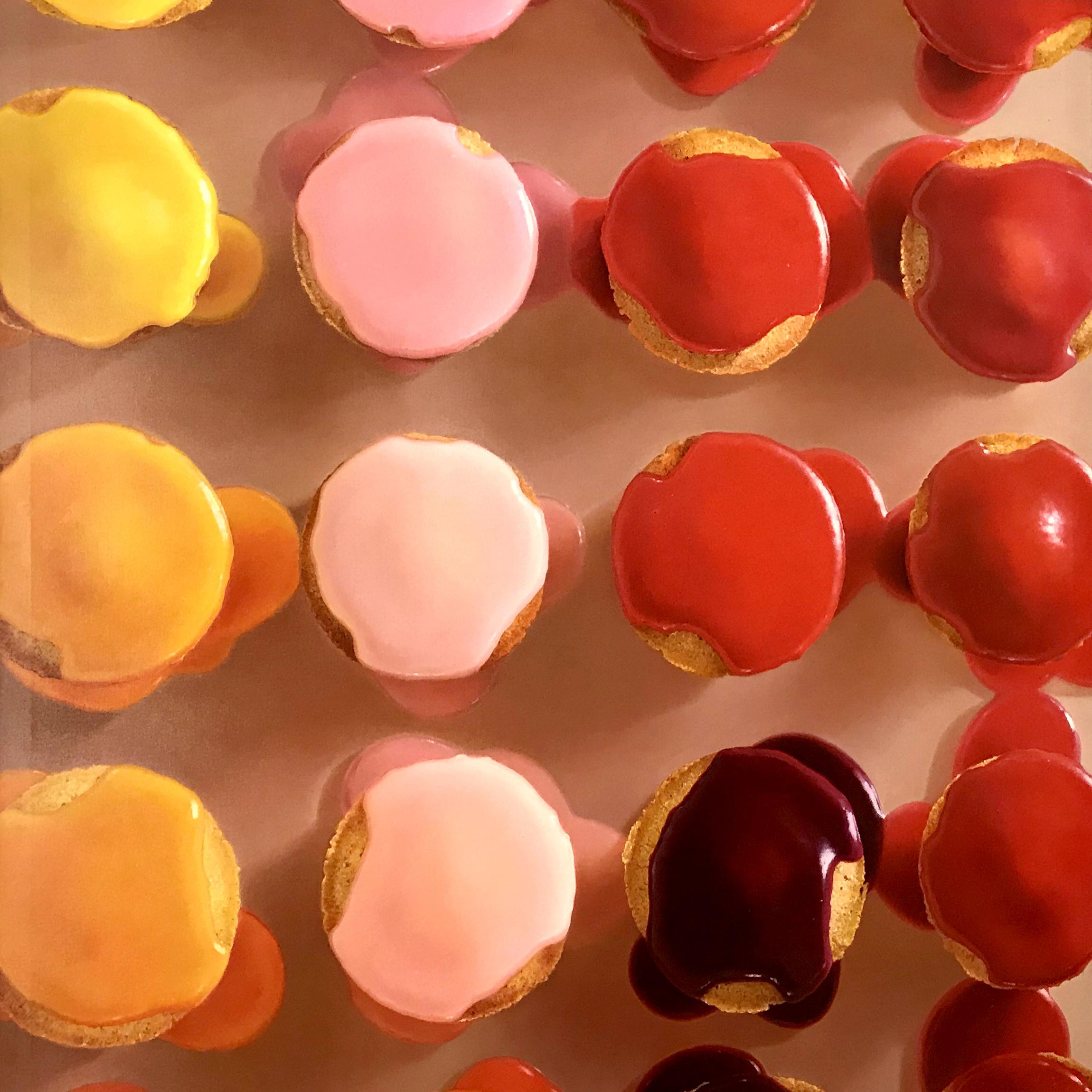 Coretto - Bunte Muffins , 7087-006-021