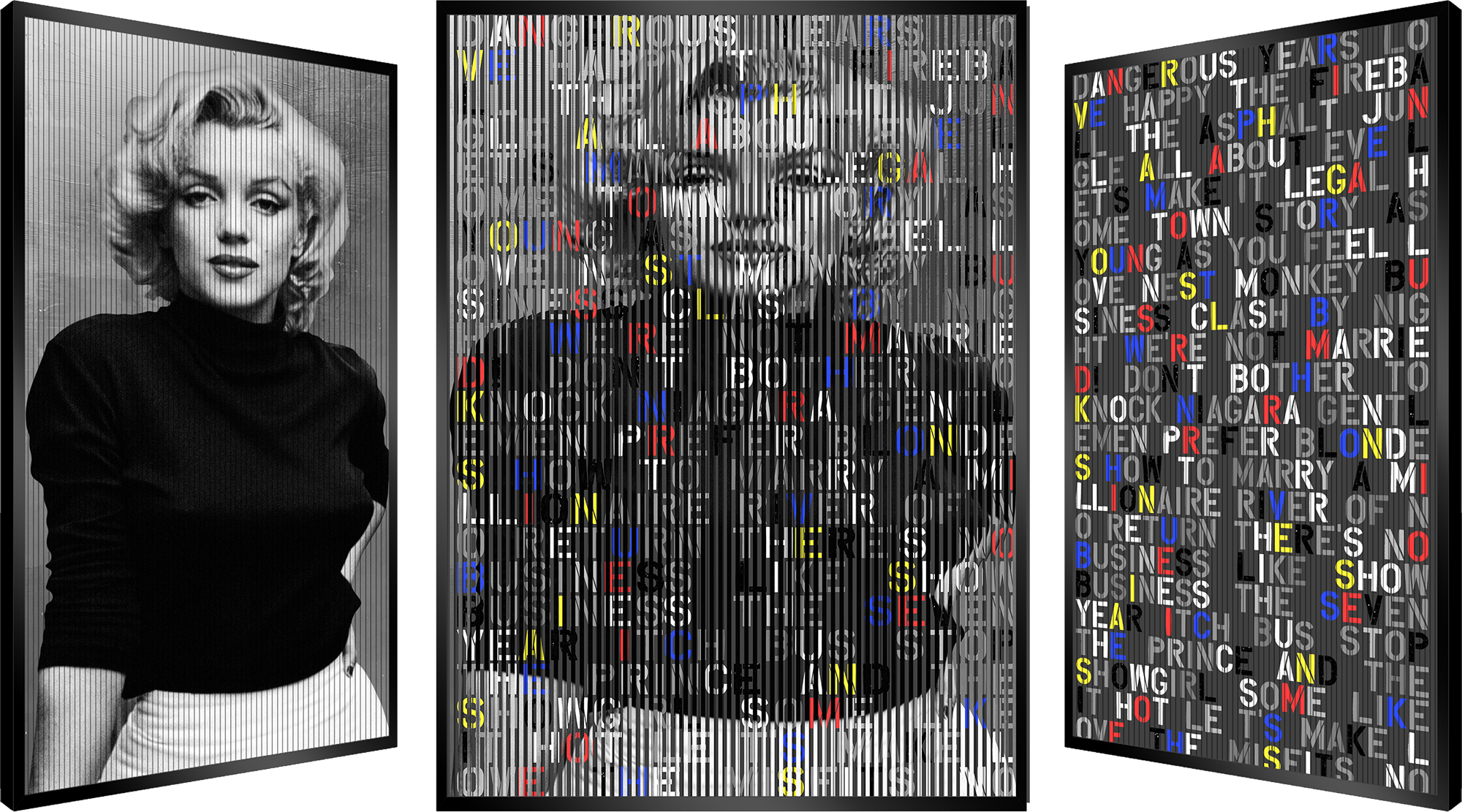 Patrick Rubinstein - Un rêve de blonde , 2624-012-203