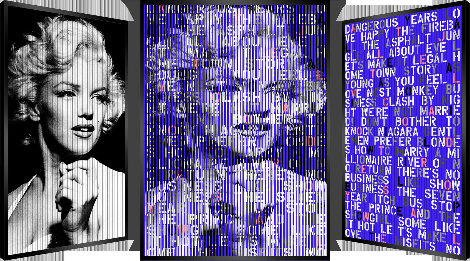 Patrick Rubinstein - Le pouvoir de Marilyn , 2624-012-208