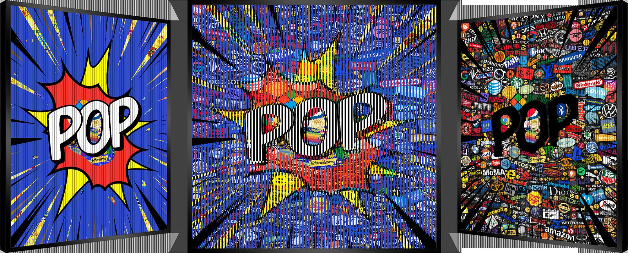 Patrick Rubinstein - Logoplosion , 2624-012-210