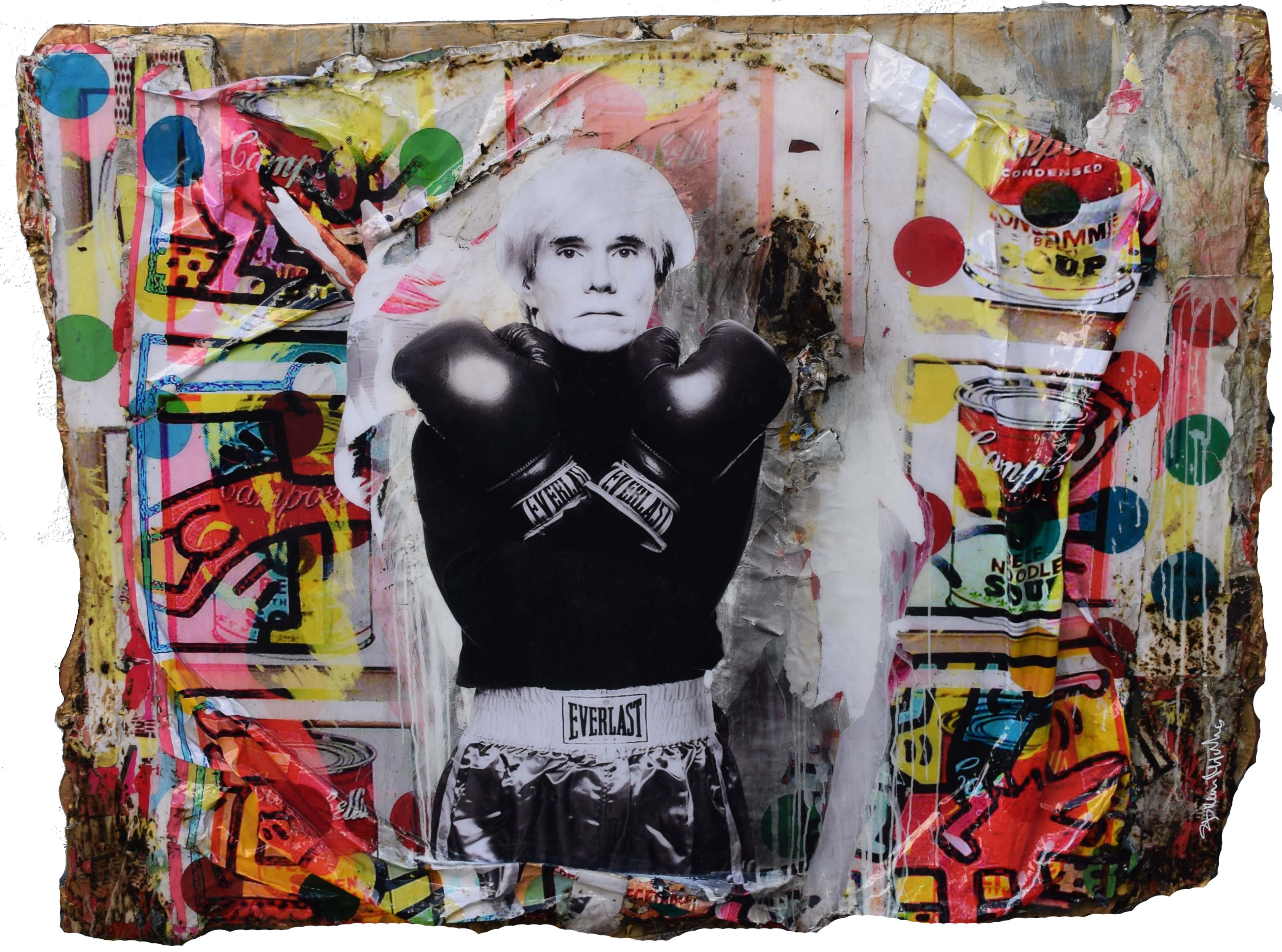 Bram Reijnders - Warhol Boxer , 8029-012-450