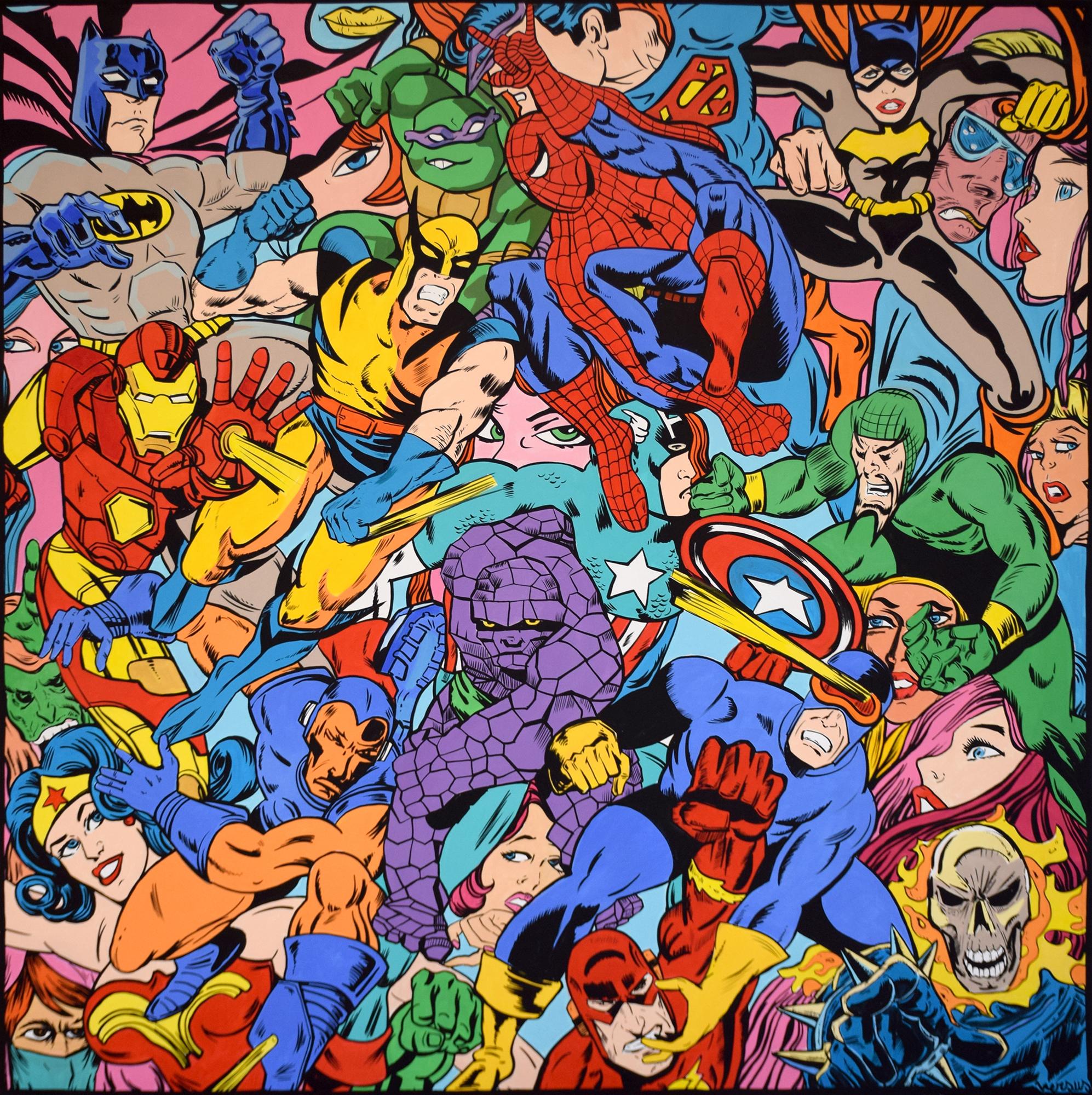 Versus - Comic , 0990-012-196