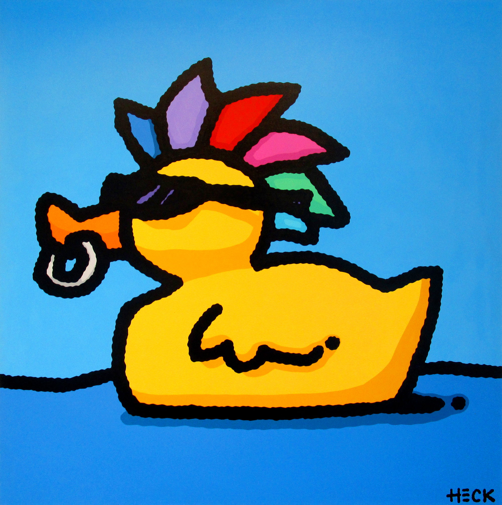 Ed Heck - Duck gone Wild , 6575-006-447