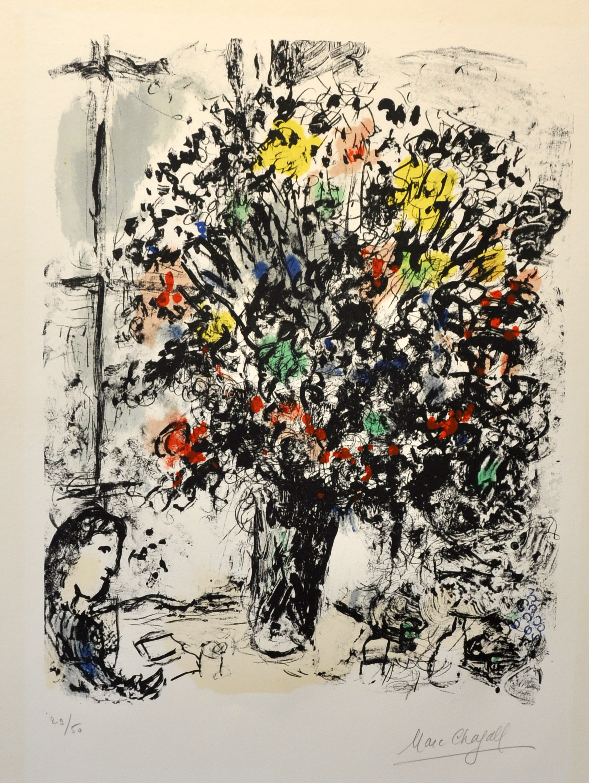 Marc Chagall - Lektüre , 0610-008-434