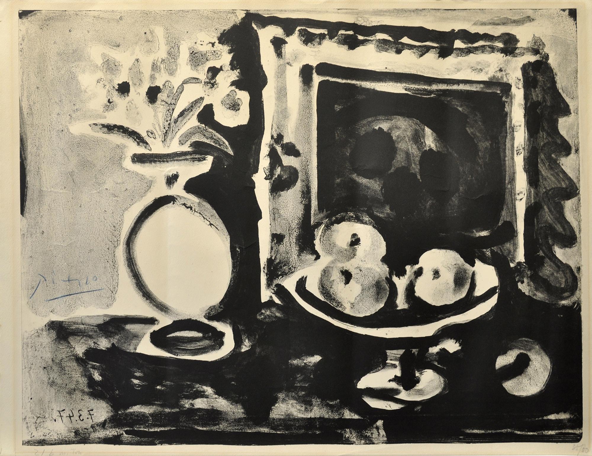 Pablo Picasso - Grande Nature morte au Compotier , 0613-008-130