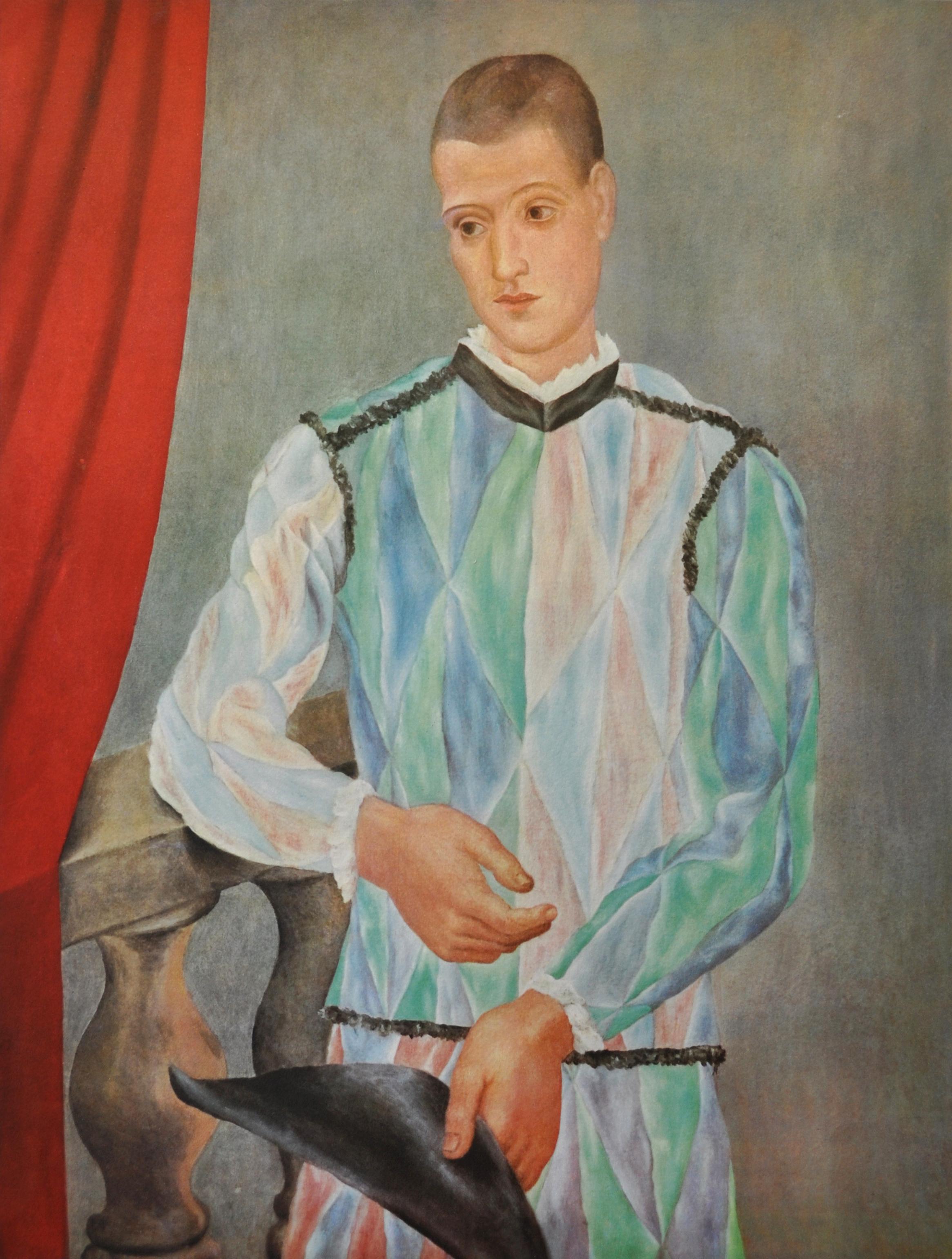 Pablo Picasso - Harlequin , 0613-008-132