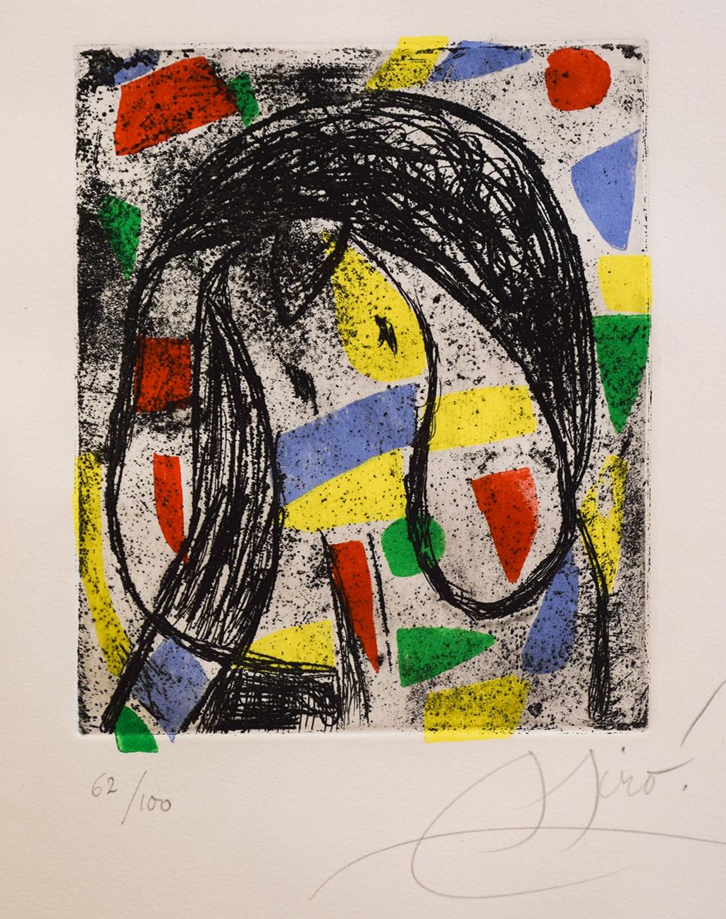 Joan Miró - La révolte des caractères , 0612-008-307