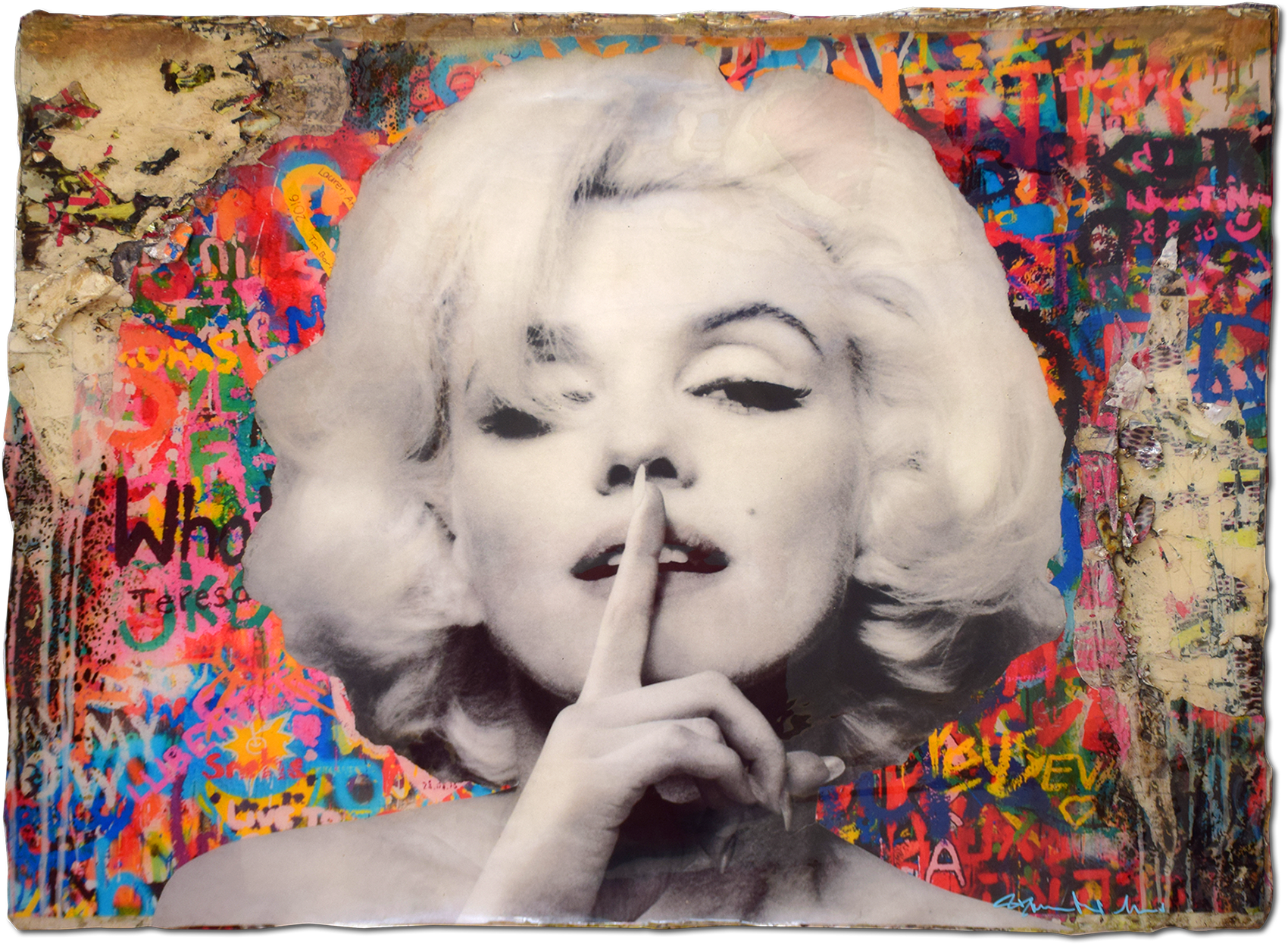 Bram Reijnders - Marilyn ... No more Bla bla , 8029-012-468