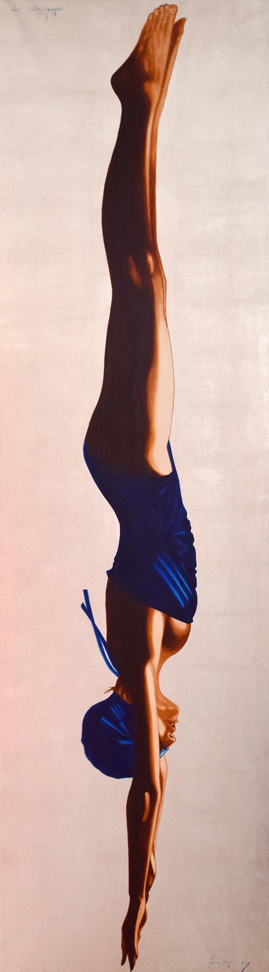 Adam Pete - Jump (Blau & Silber) , 7844-006-367