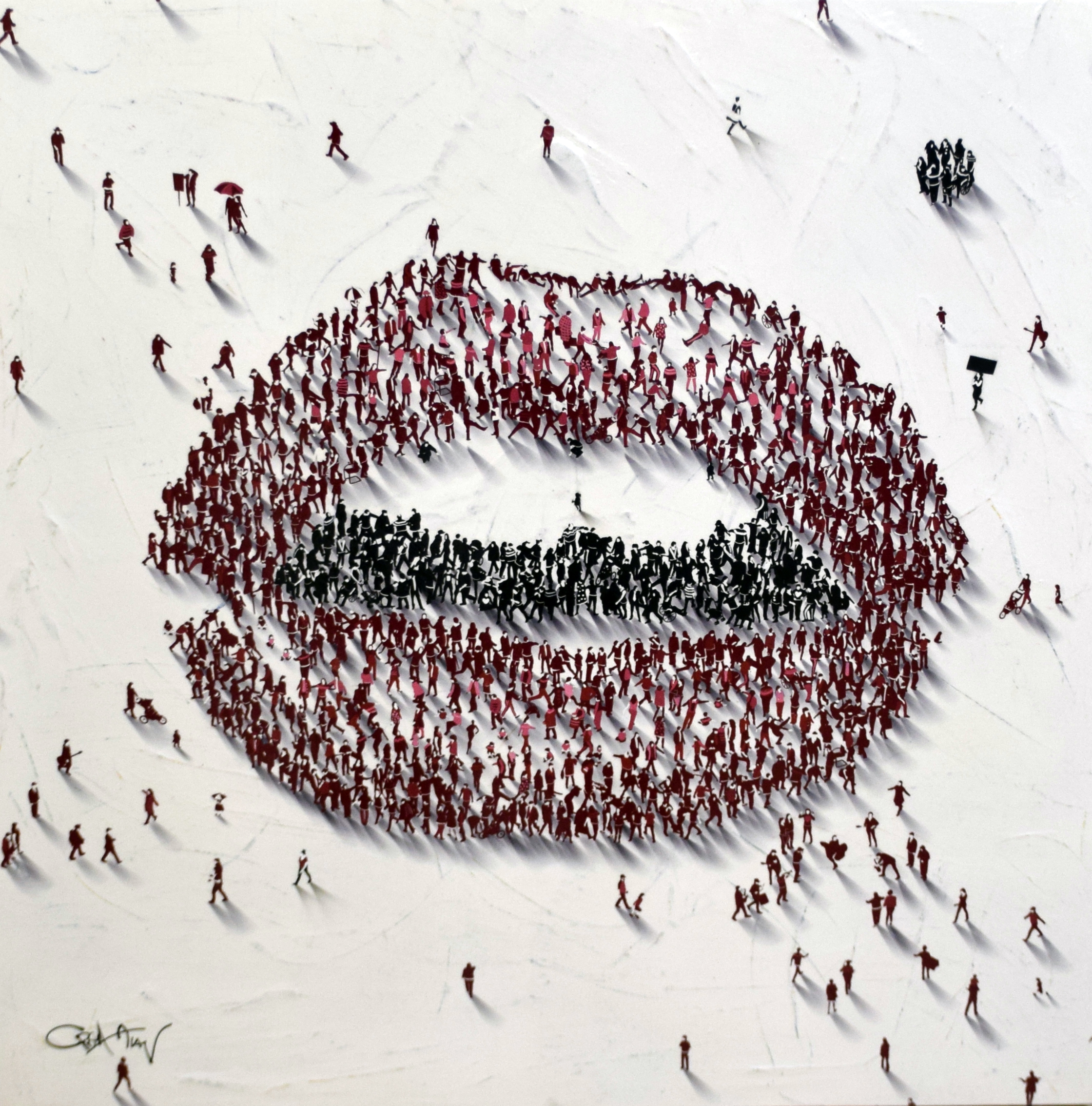 Craig Alan - Lips , 5055-012-034