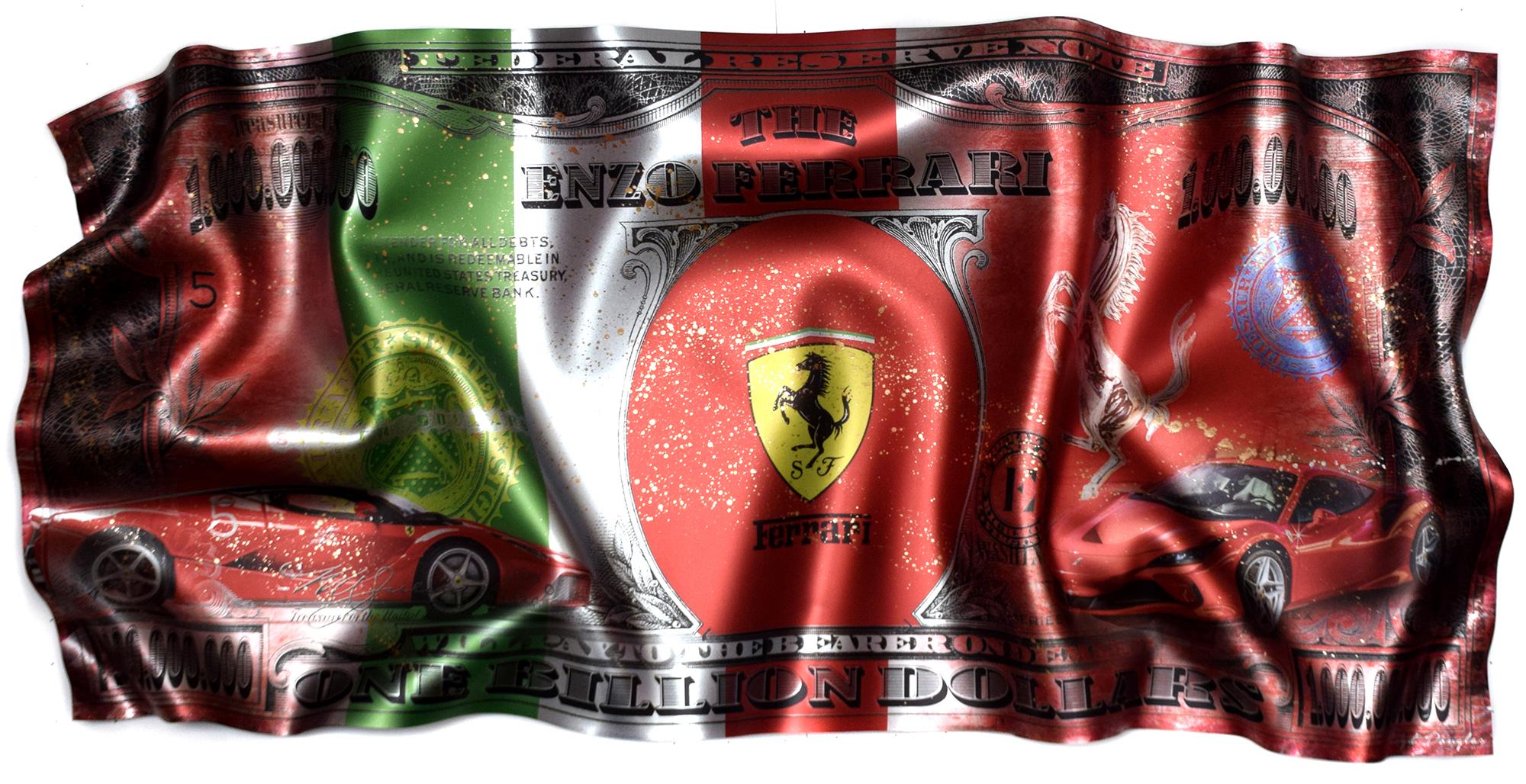 Floyd Douglas - Billion Dollar (Ferrari) , 0656-012-062