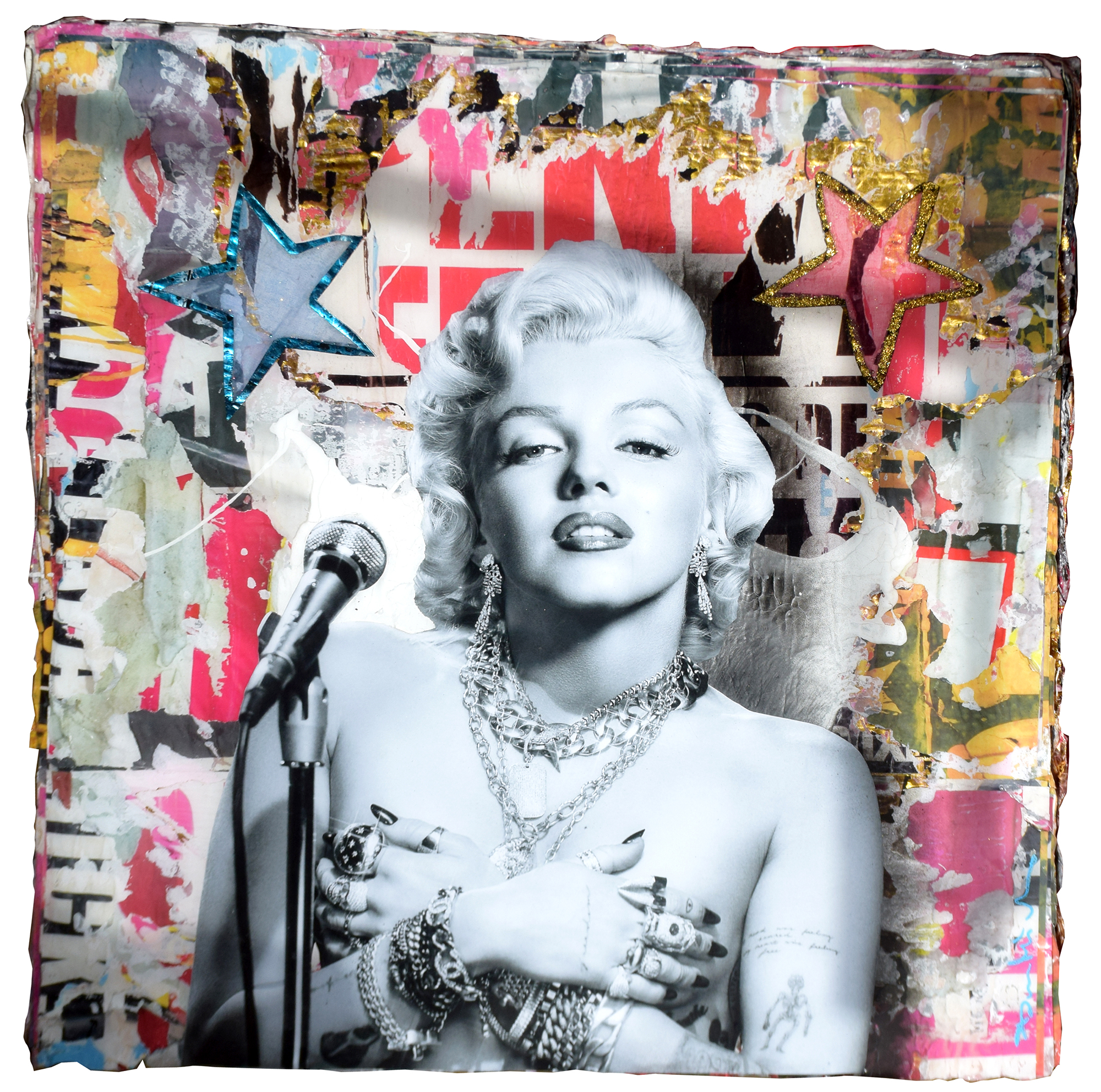 Bram Reijnders - What if Marilyn , 8031-012-028