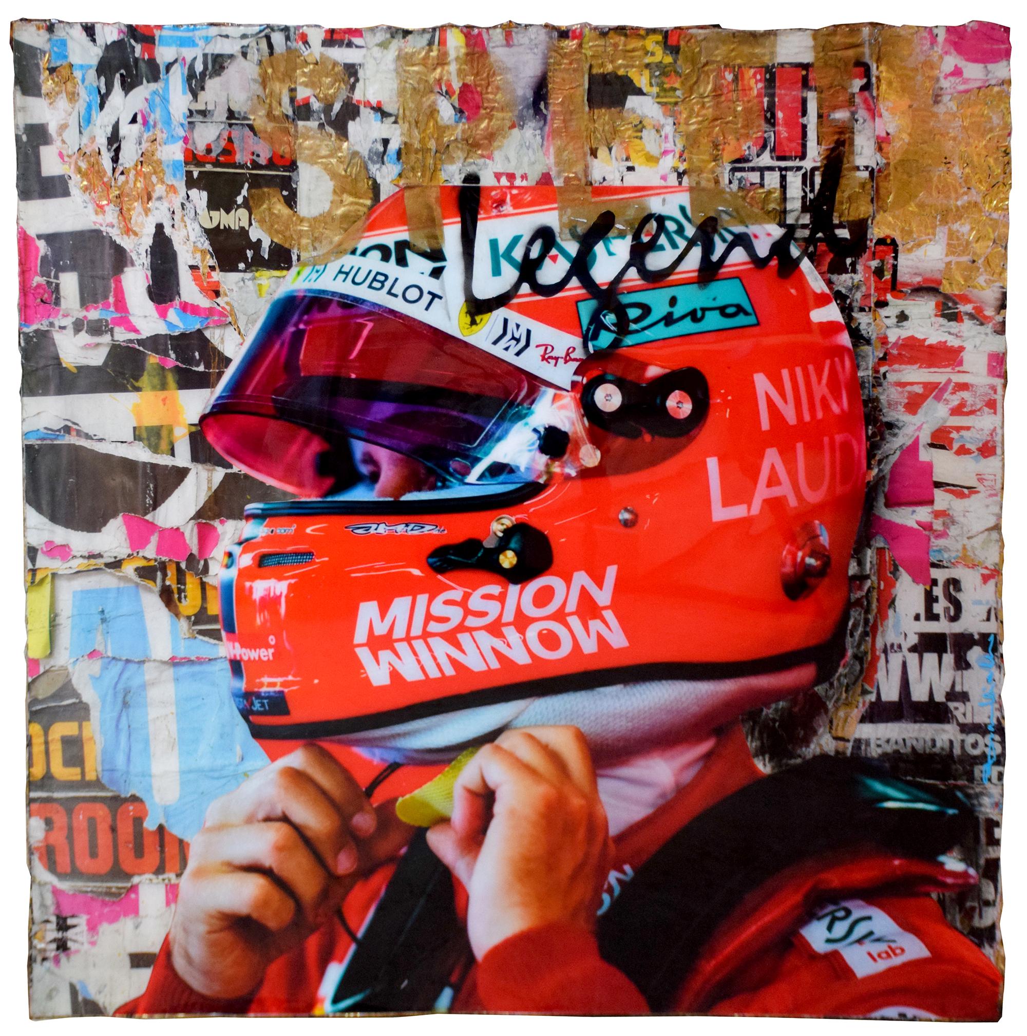 Bram Reijnders - Vettel loves Lauda , 8031-012-041